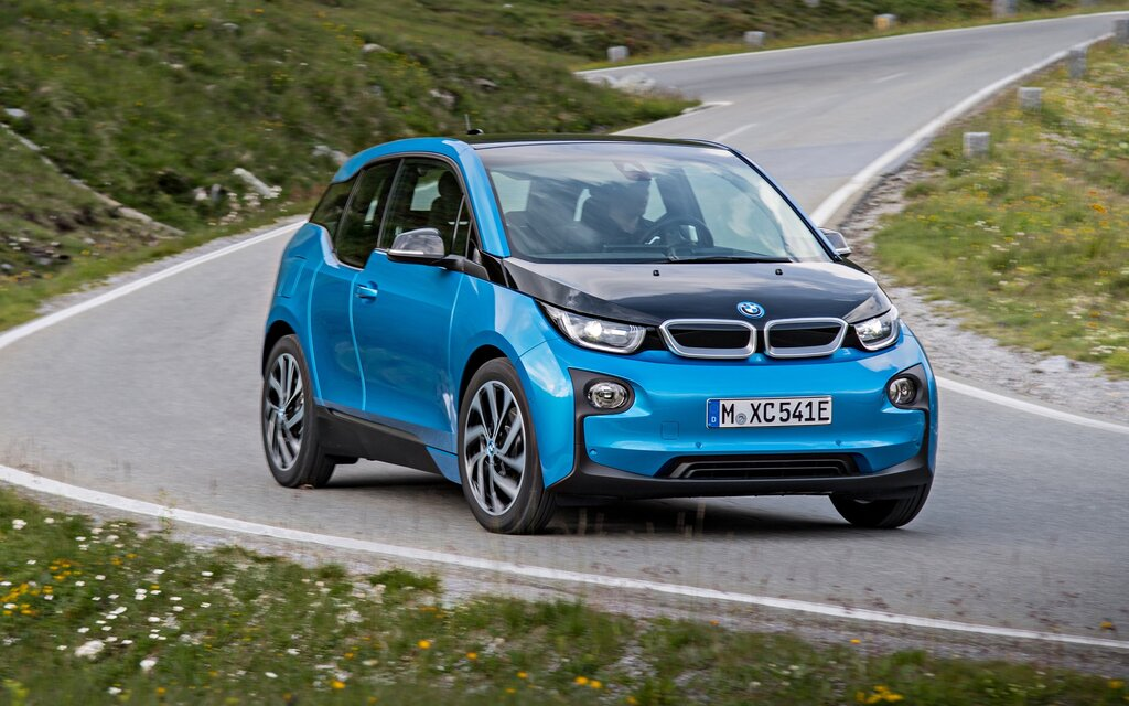 bmw i3 2017 la citadine lectrique hupp e guide auto. Black Bedroom Furniture Sets. Home Design Ideas