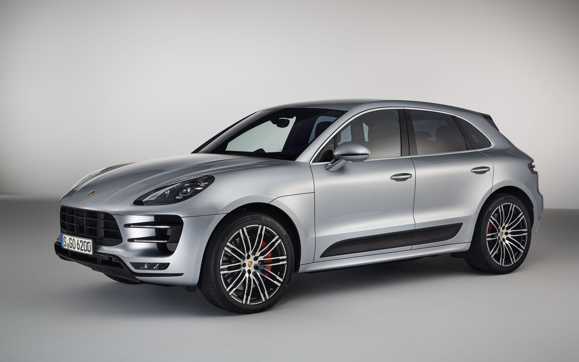 Porsche Macan Turbo avec le Performance Package