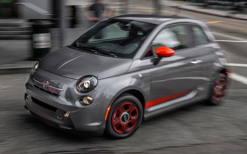 <p><strong>Fiat 500e </strong><br>Note : 62</p>