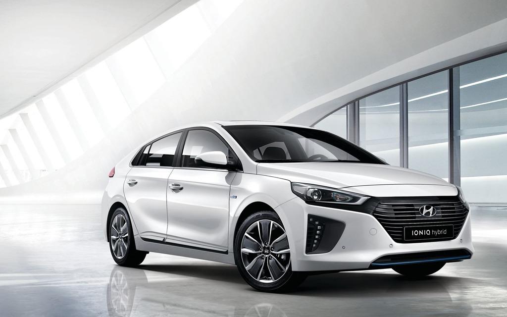 Hyundai Ioniq Électrique Note : 64