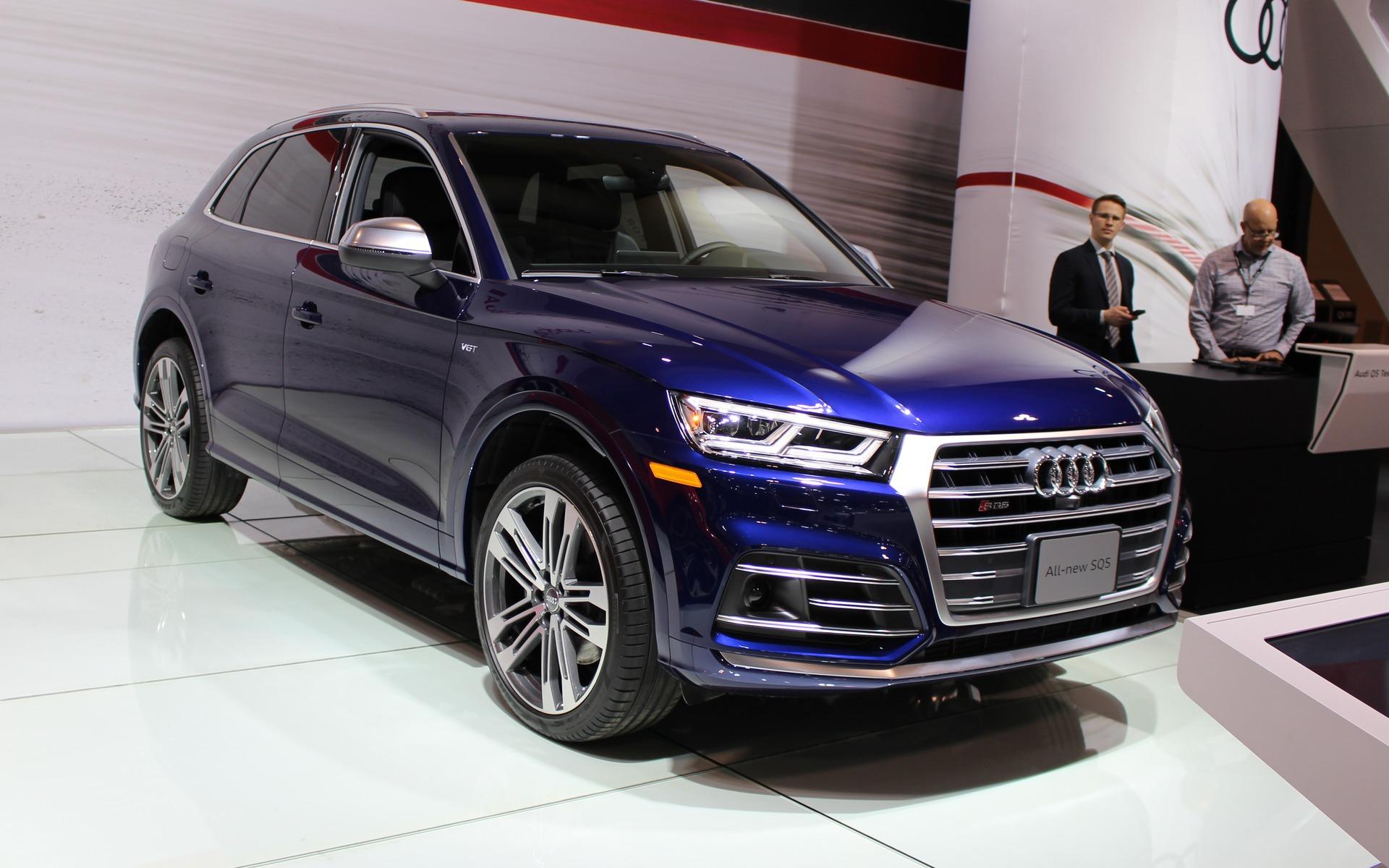 Audi SQ52018