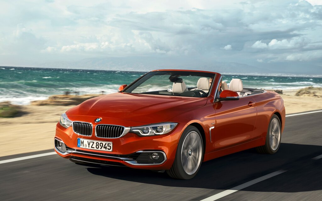 Bmw 428i Convertible 2017 >> Top 10 Convertibles for the Summer of 2017 - 1/10
