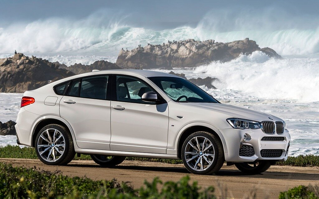 bmw x4 m40i 2017 la preuve que le style vend guide auto. Black Bedroom Furniture Sets. Home Design Ideas