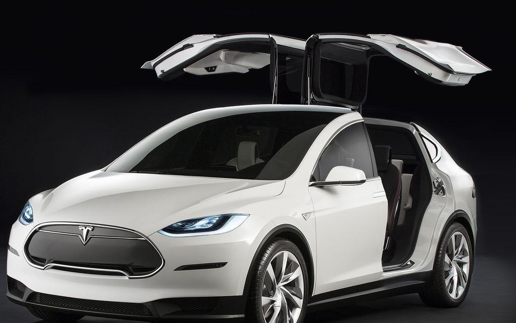 <p>Model X</p>