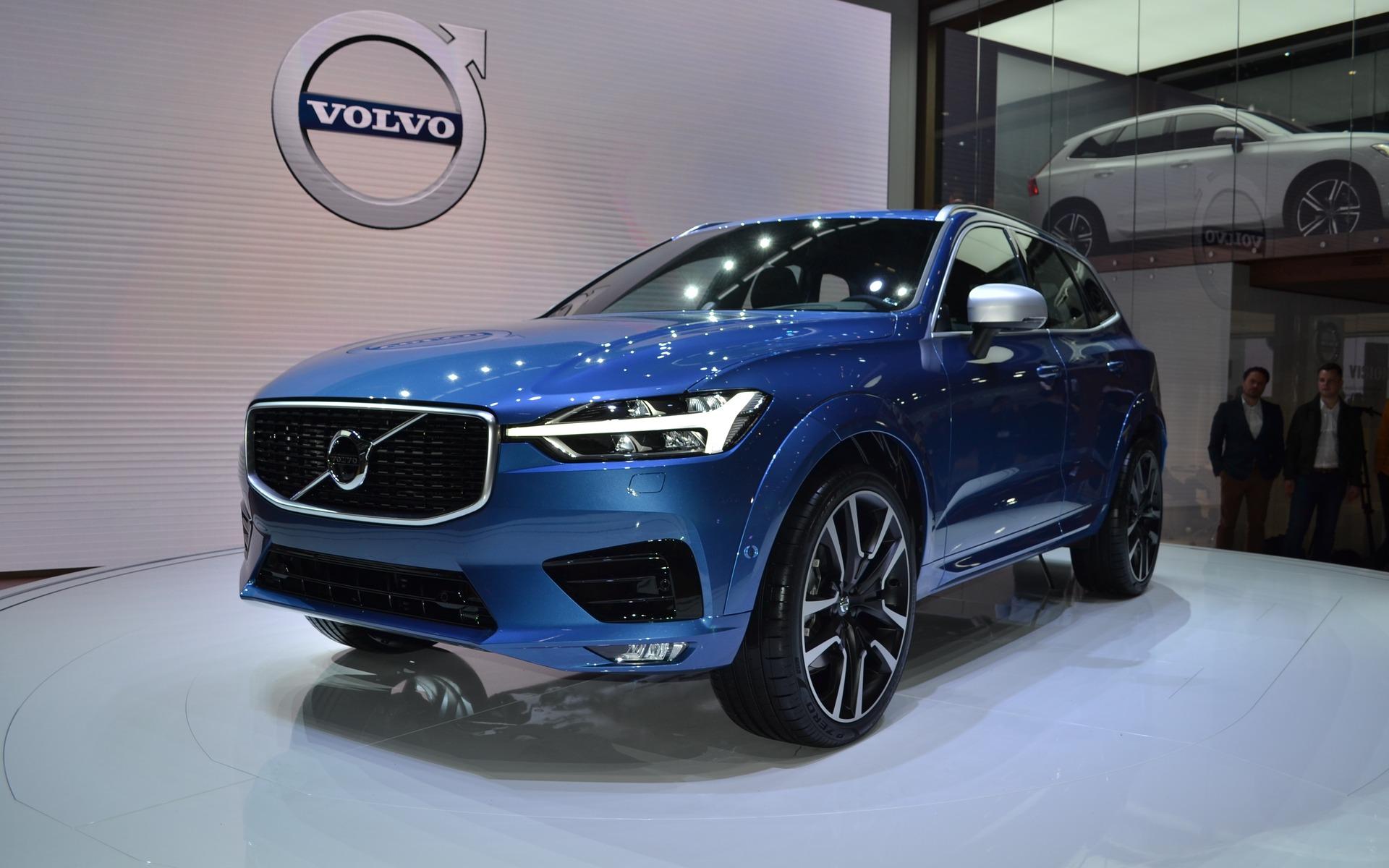 Le nouveau Volvo XC602018