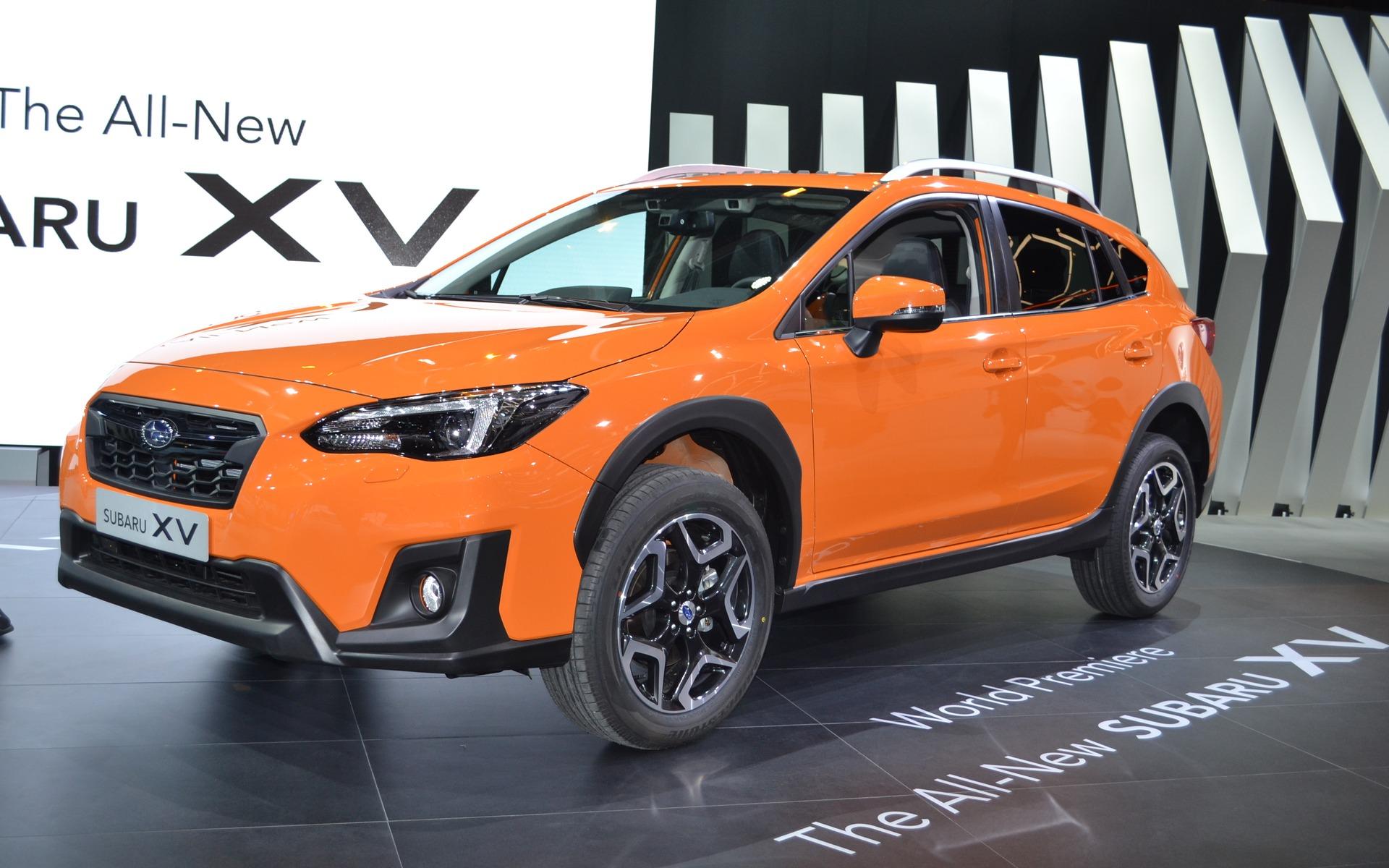 2017 Subaru Crosstrek News reviews picture galleries and videos