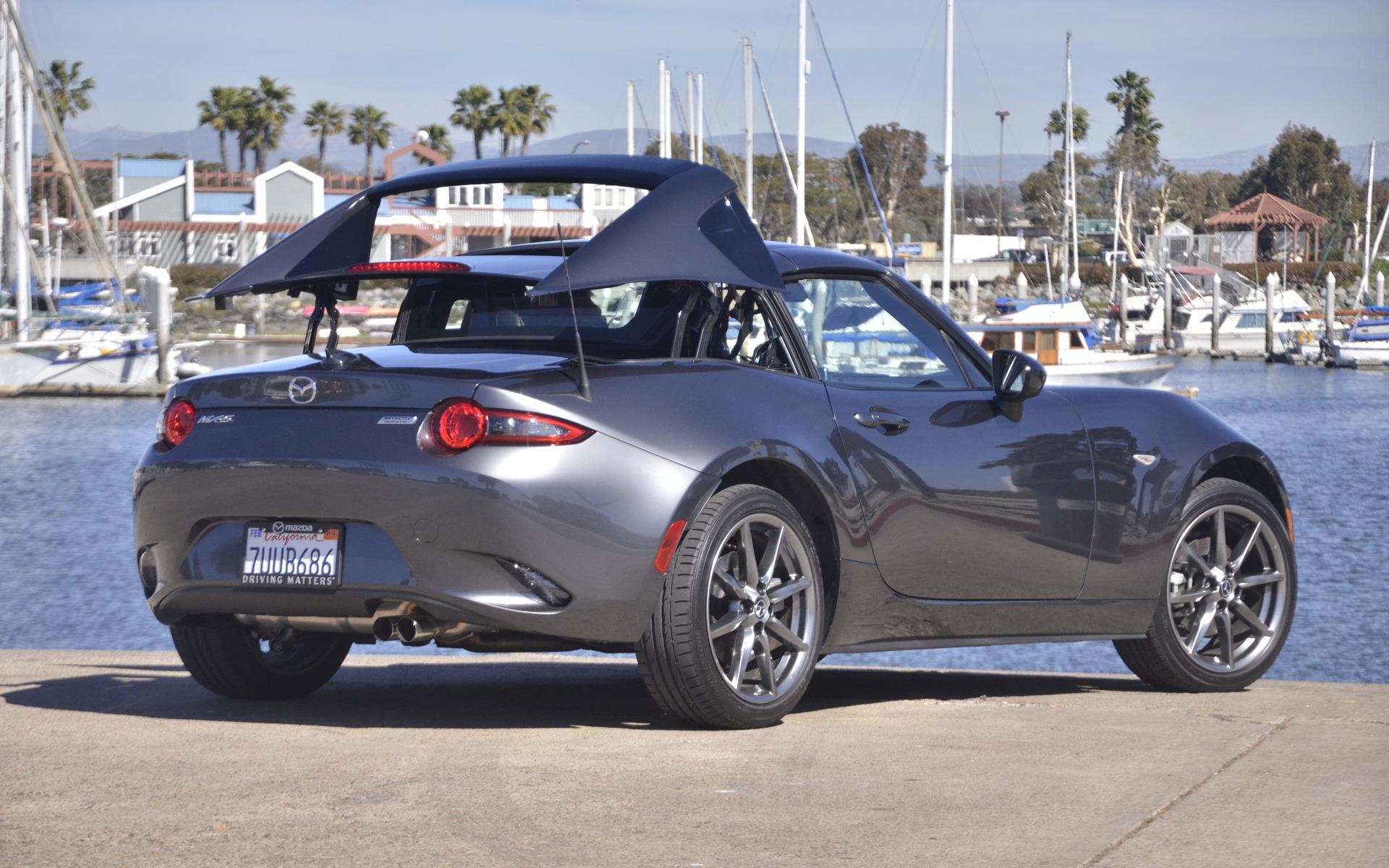2017 Mx 5 Rf >> 2017 Mazda MX-5 RF: New Roof, New Ambitions - 6/24