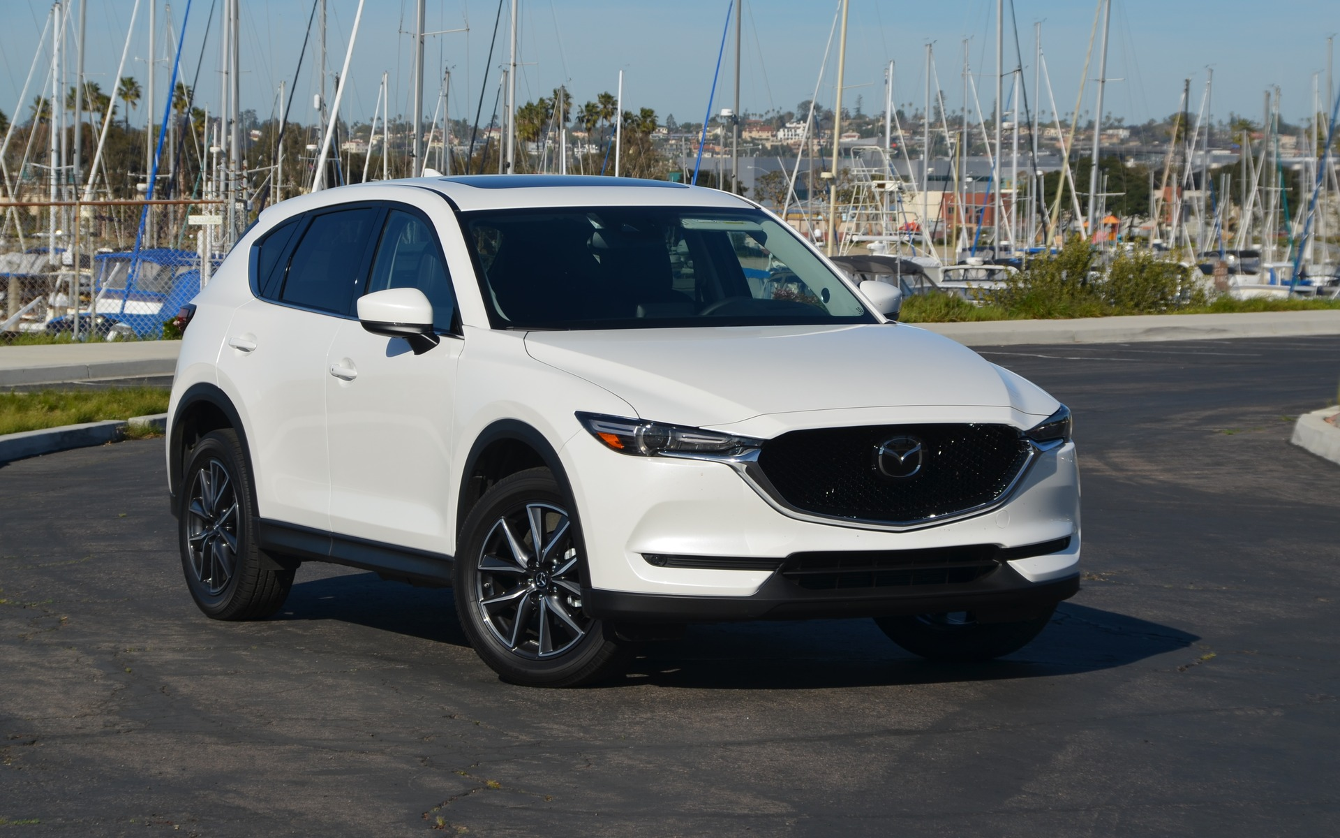 2017 mazda cx-5 changes