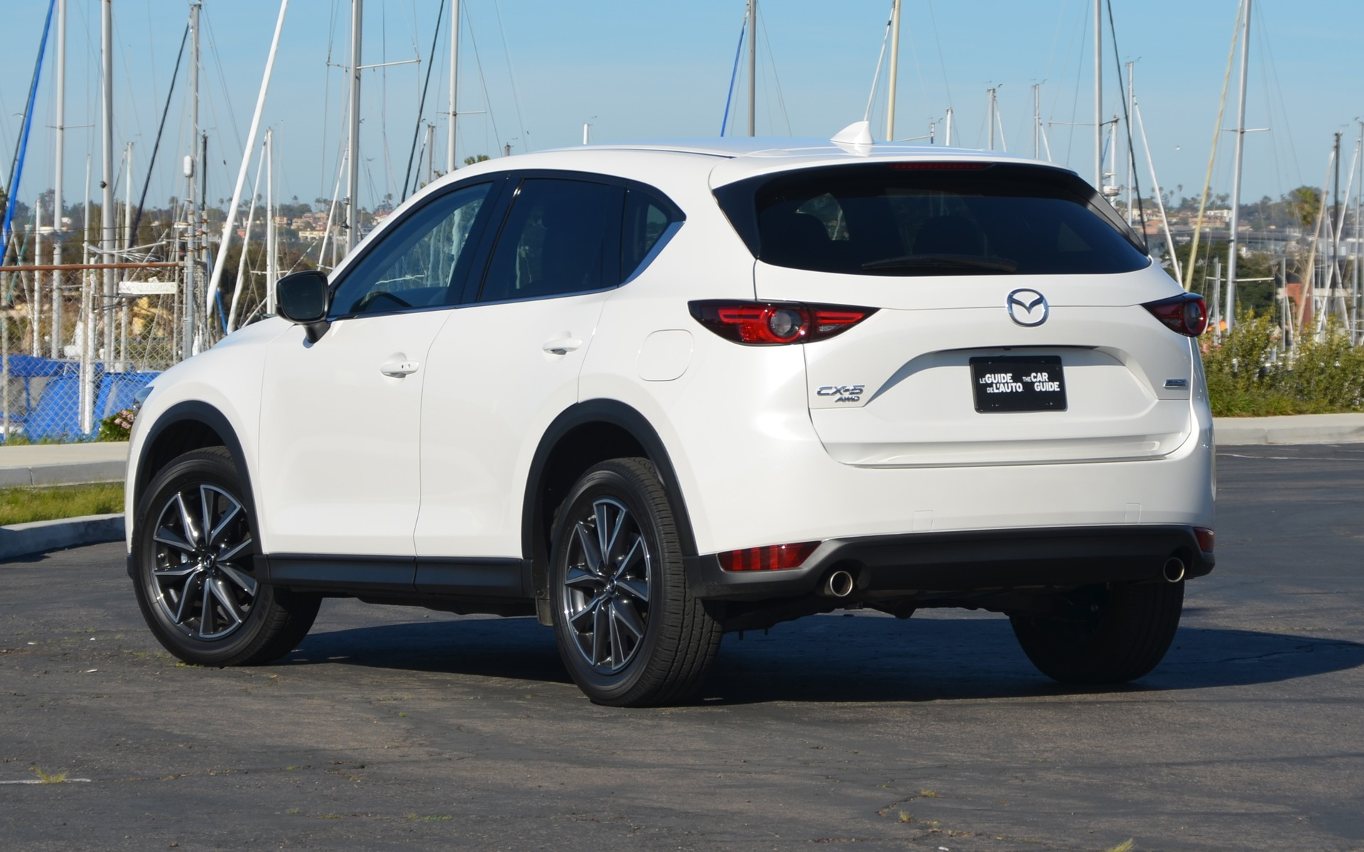 2017 Mazda CX-5: Improving – Not Reinventing – the Wheel ...