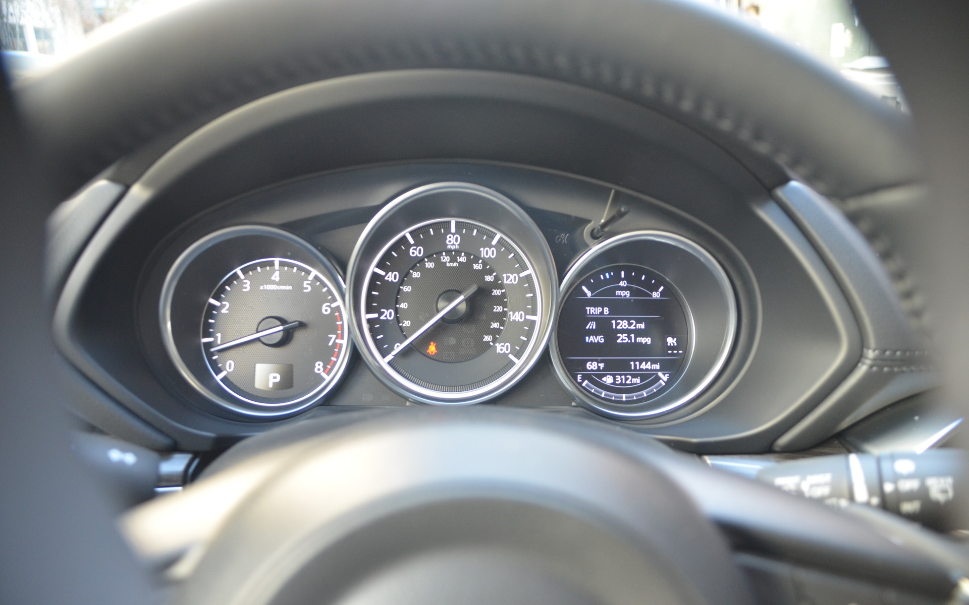 Mazda 3 2017 >> 2017 Mazda CX-5: Improving – Not Reinventing – the Wheel - 4/19