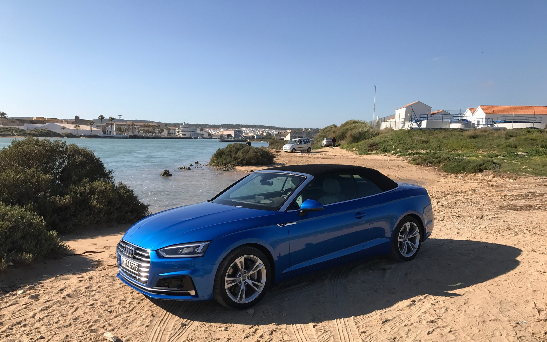2018 Audi A5 And S5 Cabriolet Just A Fraction Of Audi S