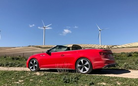 2018 Audi A5 And S5 Cabriolet Just A Fraction Of Audis Arsenal
