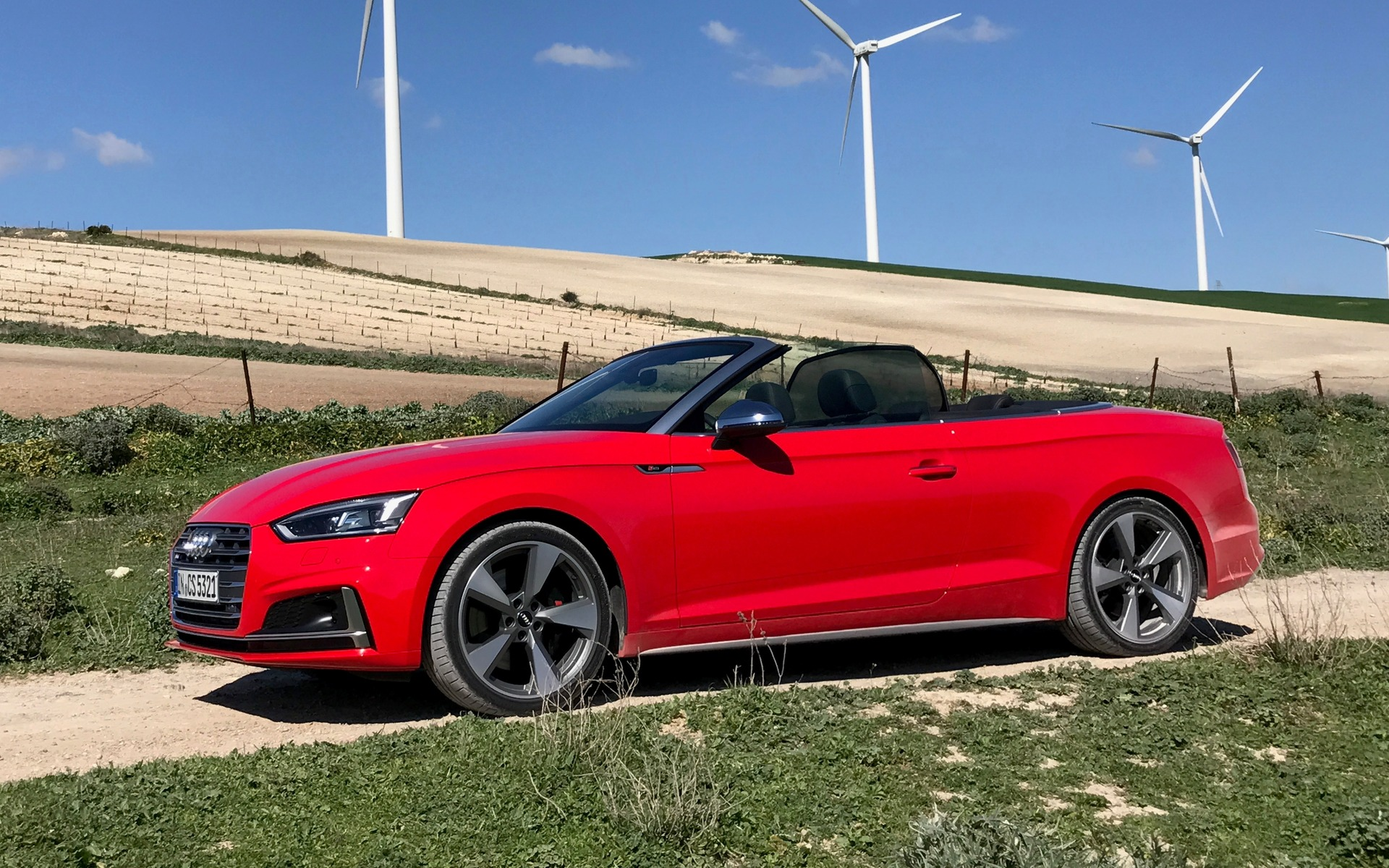 Auto Reviews 2018 >> 2018 Audi A5 and S5 Cabriolet: Just a Fraction of Audi's Arsenal! - 4/42