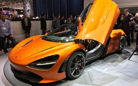 mclaren 720s 2018 super s rie prise deux guide auto. Black Bedroom Furniture Sets. Home Design Ideas