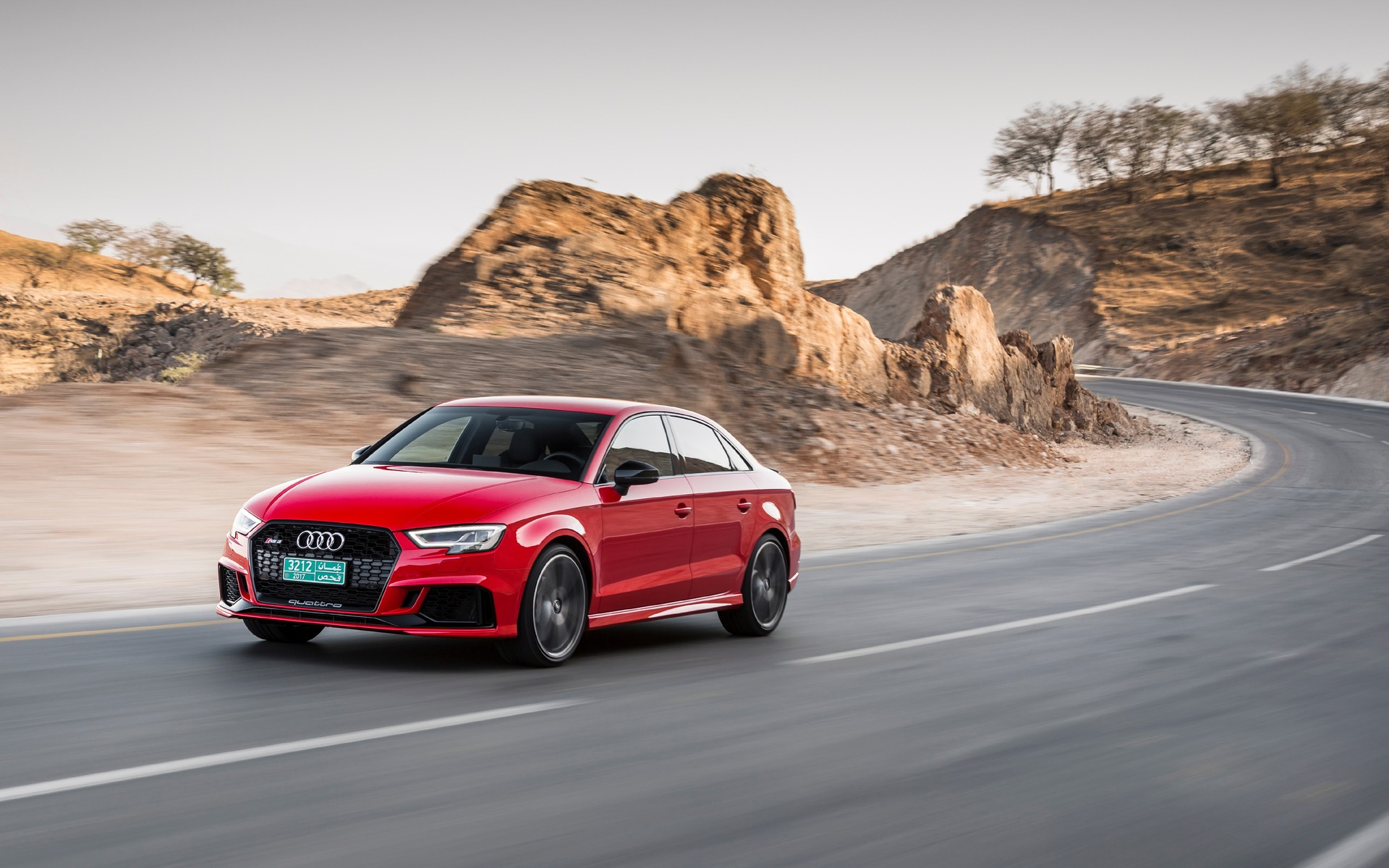 <p>2018 Audi RS 3 - Coming to Canada in the summer of 2017.</p>
