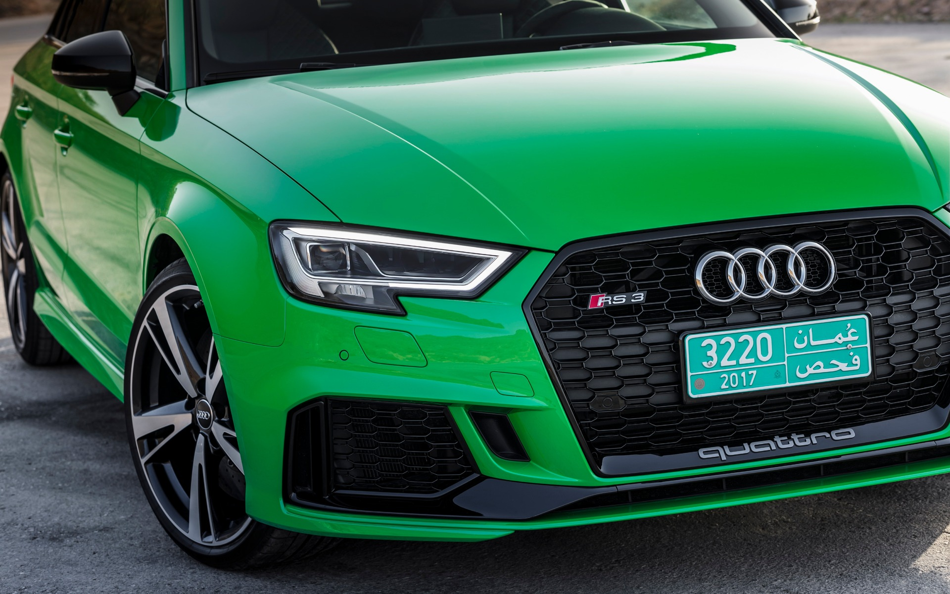2018 Audi RS 3: The Ultimate Sleeper - 13/23