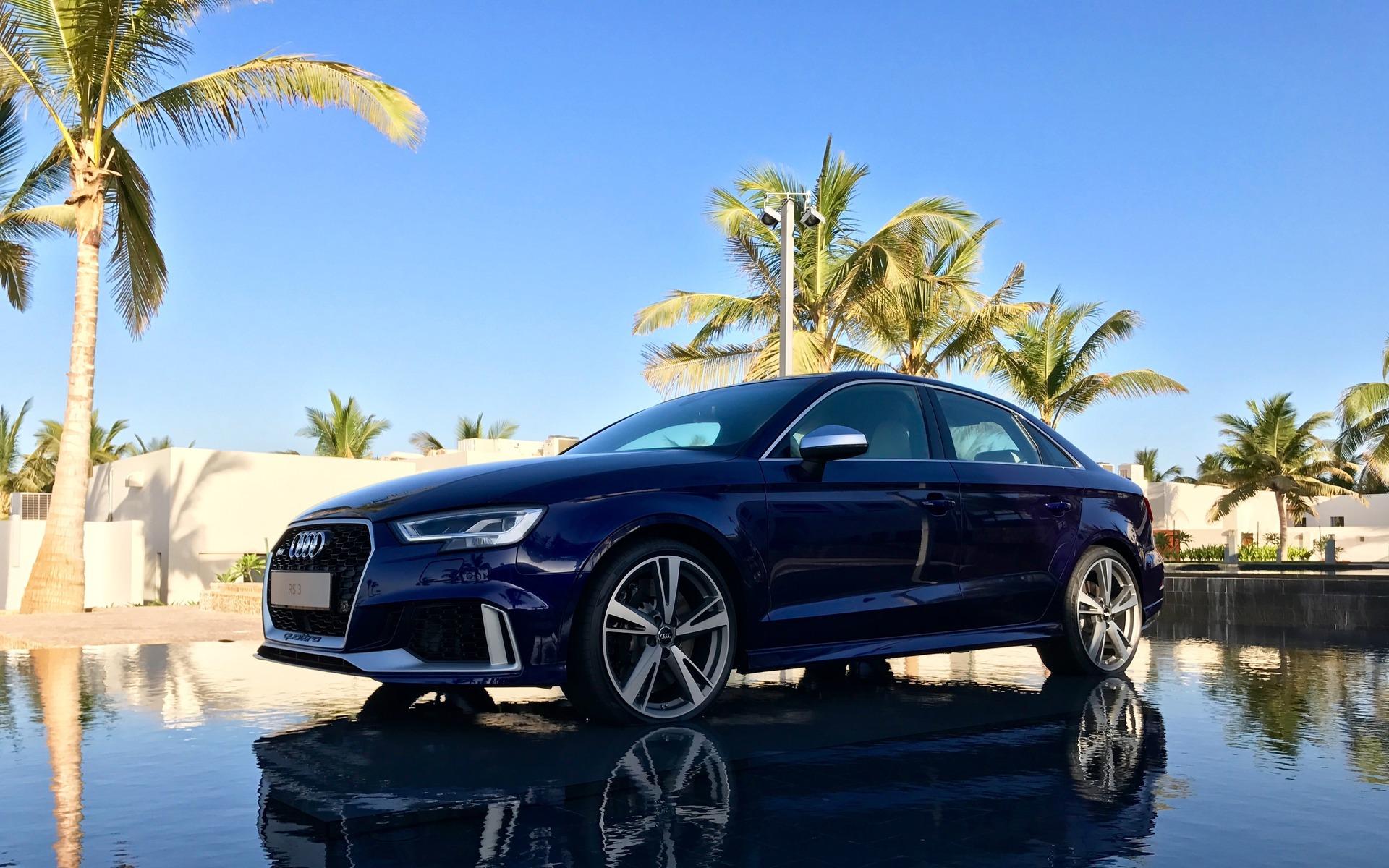 2018 Audi Rs 3 The Ultimate Sleeper 21 23