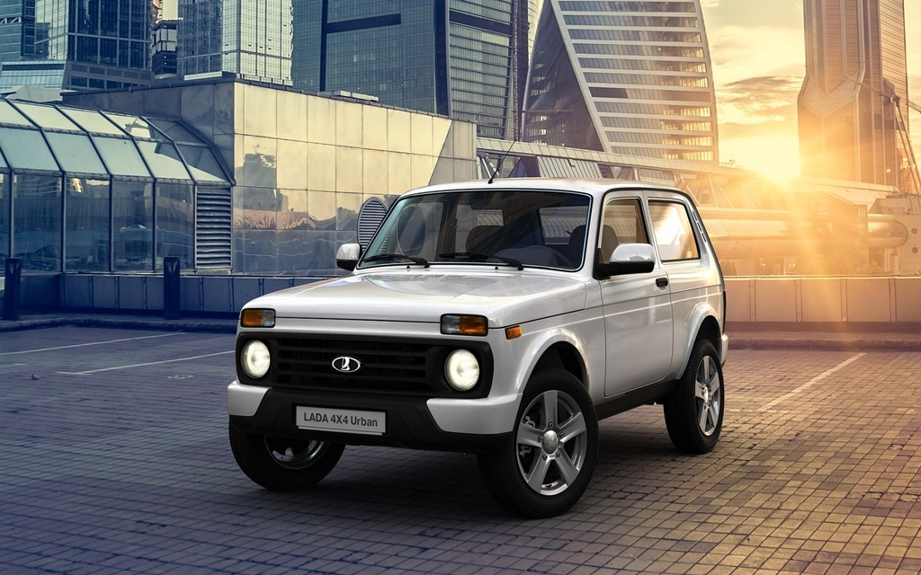 Lada to Return to Canada - The Car Guide