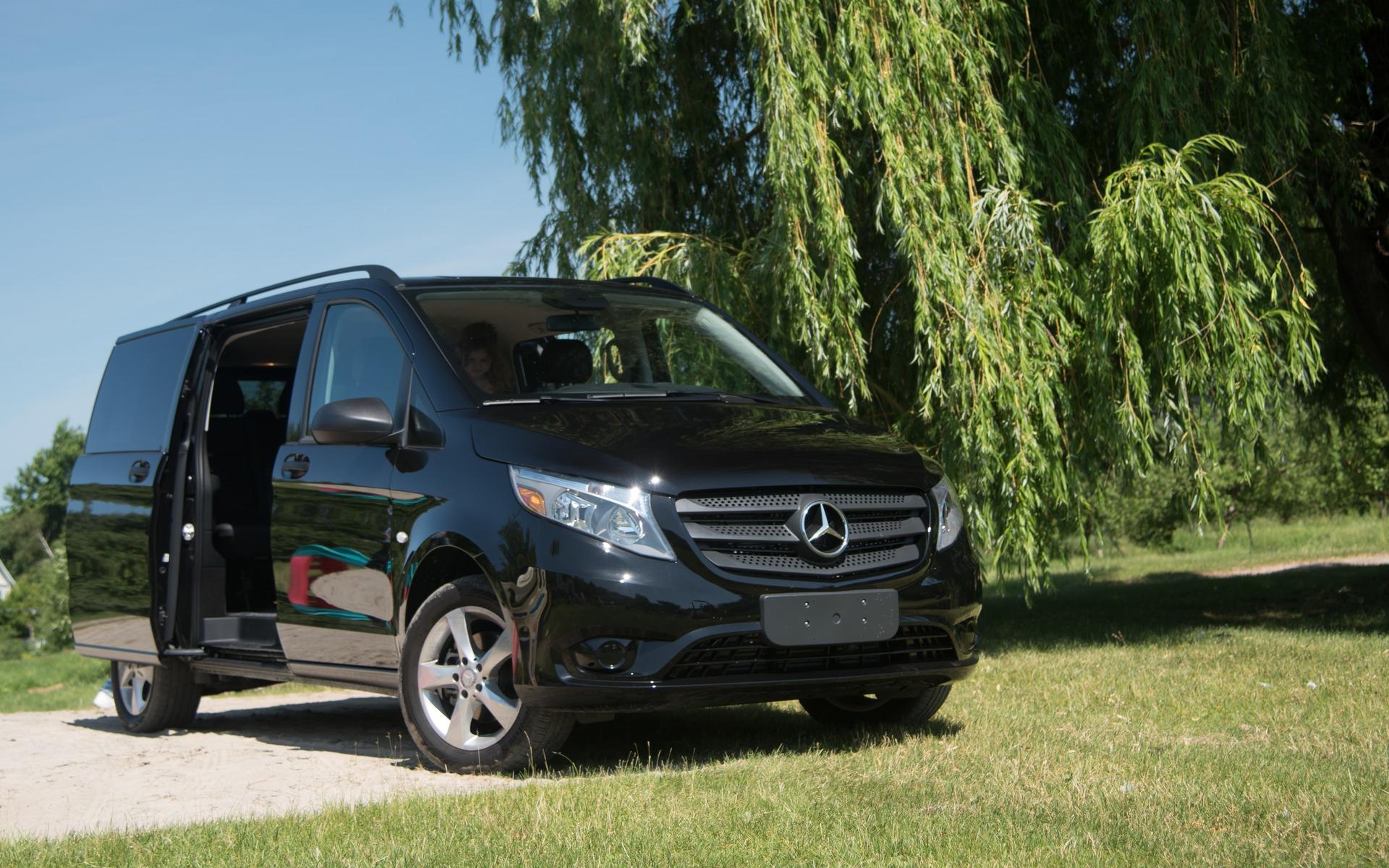 <p>5e : Mercedes-Benz Metris | 239.7 points | 44800$</p>