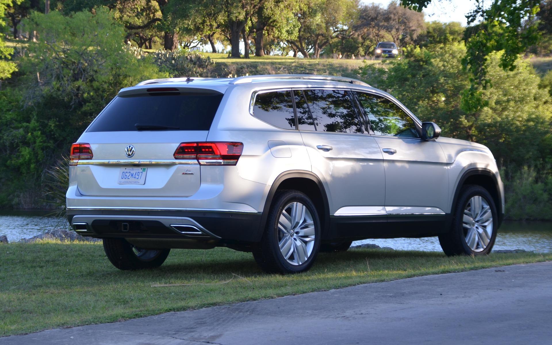 Volkswagen Of America >> 2018 Volkswagen Atlas: Like an Open Book on America - 2/25