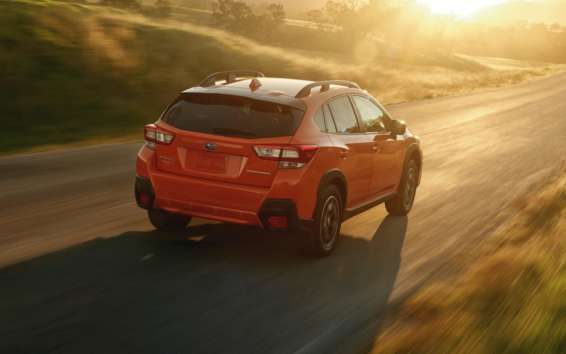 <p>Subaru Crosstrek 2018</p>