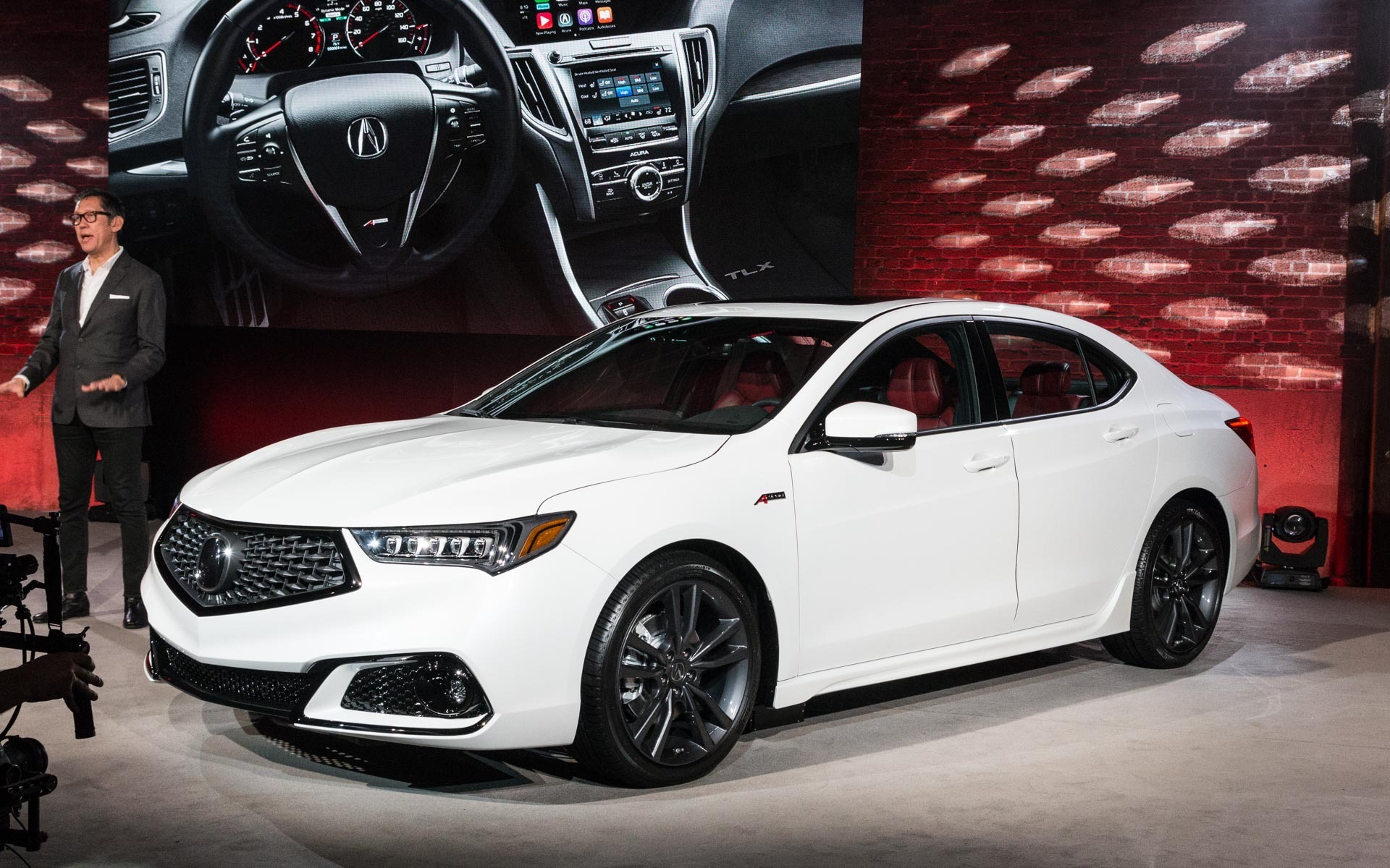 Modest Improvements For The 2018 Acura Tlx The Car Guide
