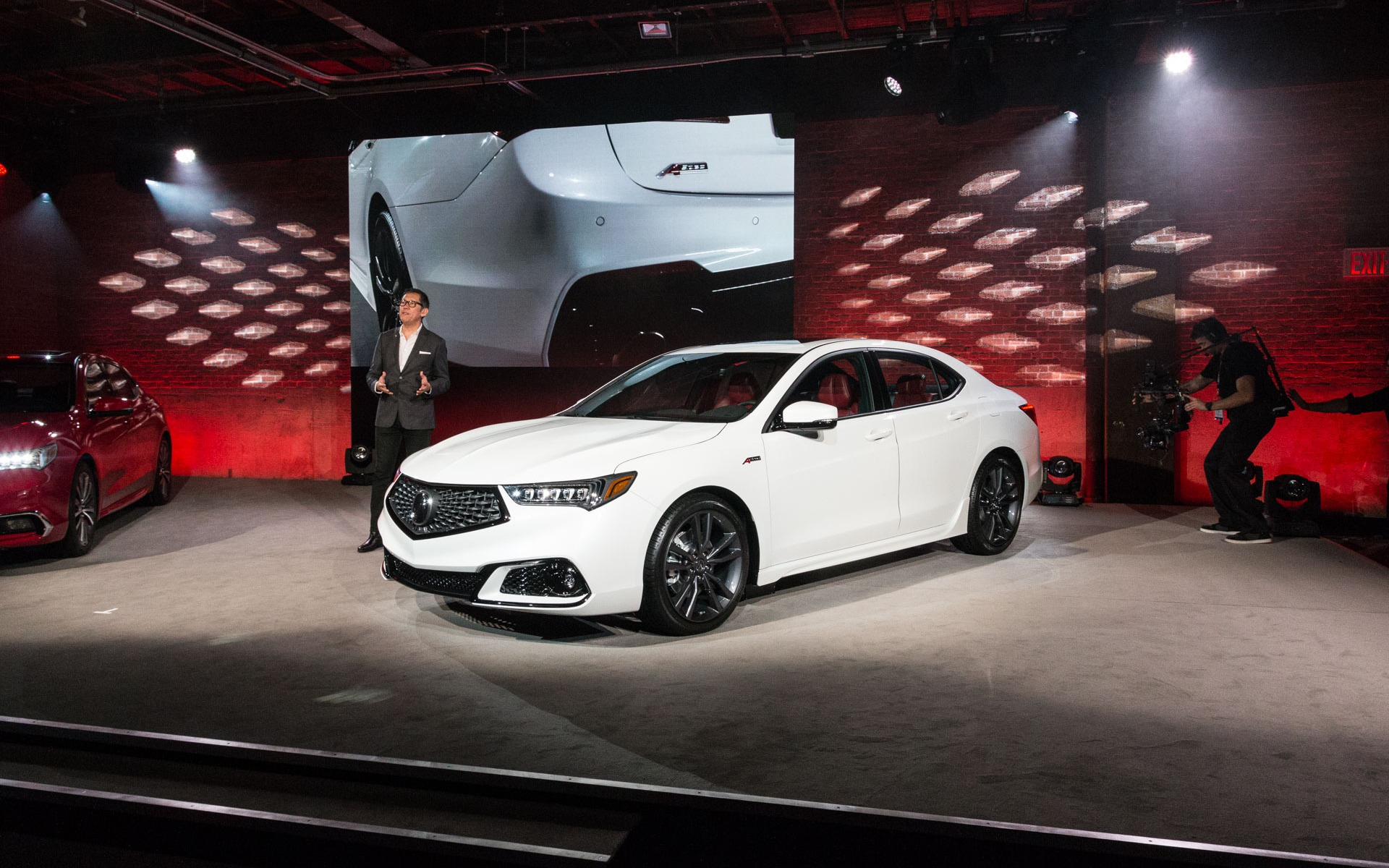 2017 Acura Tlx >> Modest improvements for the 2018 Acura TLX - 4/12