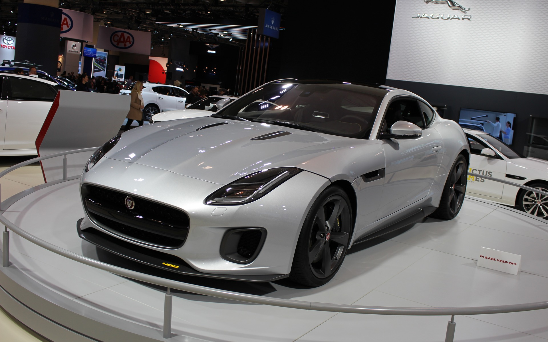 2018 jaguar f type a four cylinder engine and exclusive new version the car guide. Black Bedroom Furniture Sets. Home Design Ideas