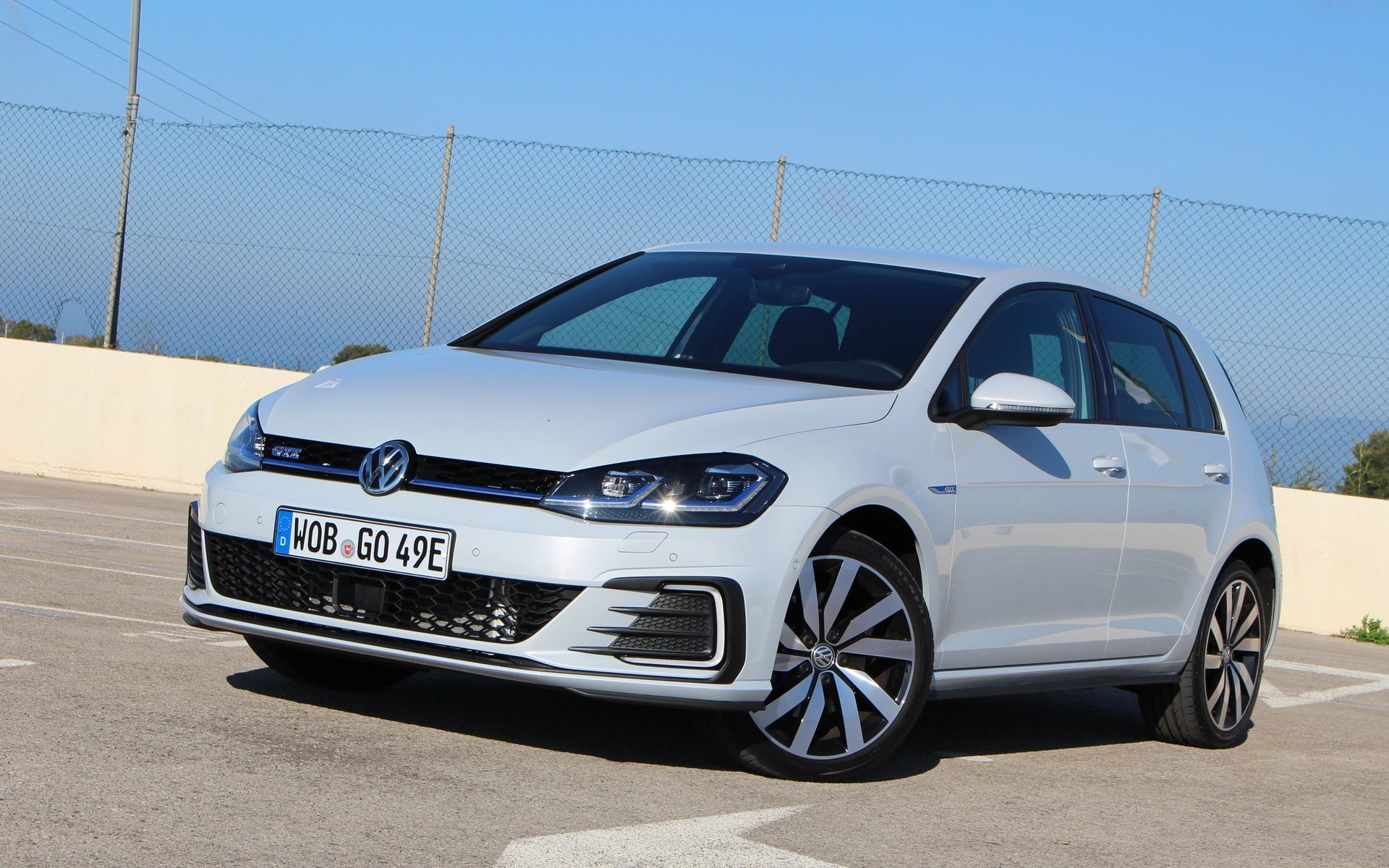 Volkswagen Golf Gte Performance Phev The Car Guide