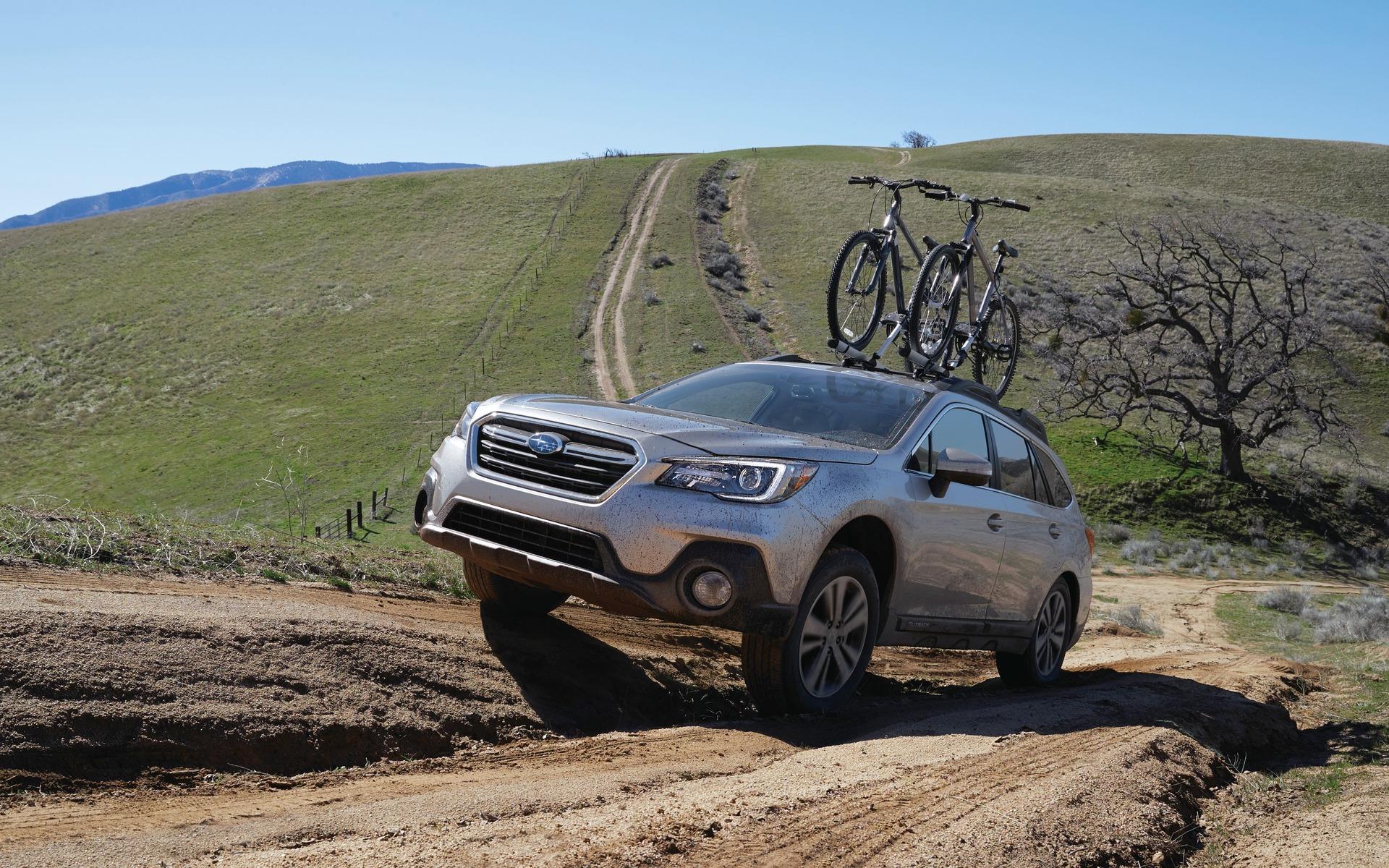 2018 Subaru Outback: Subtle Changes - 8/12