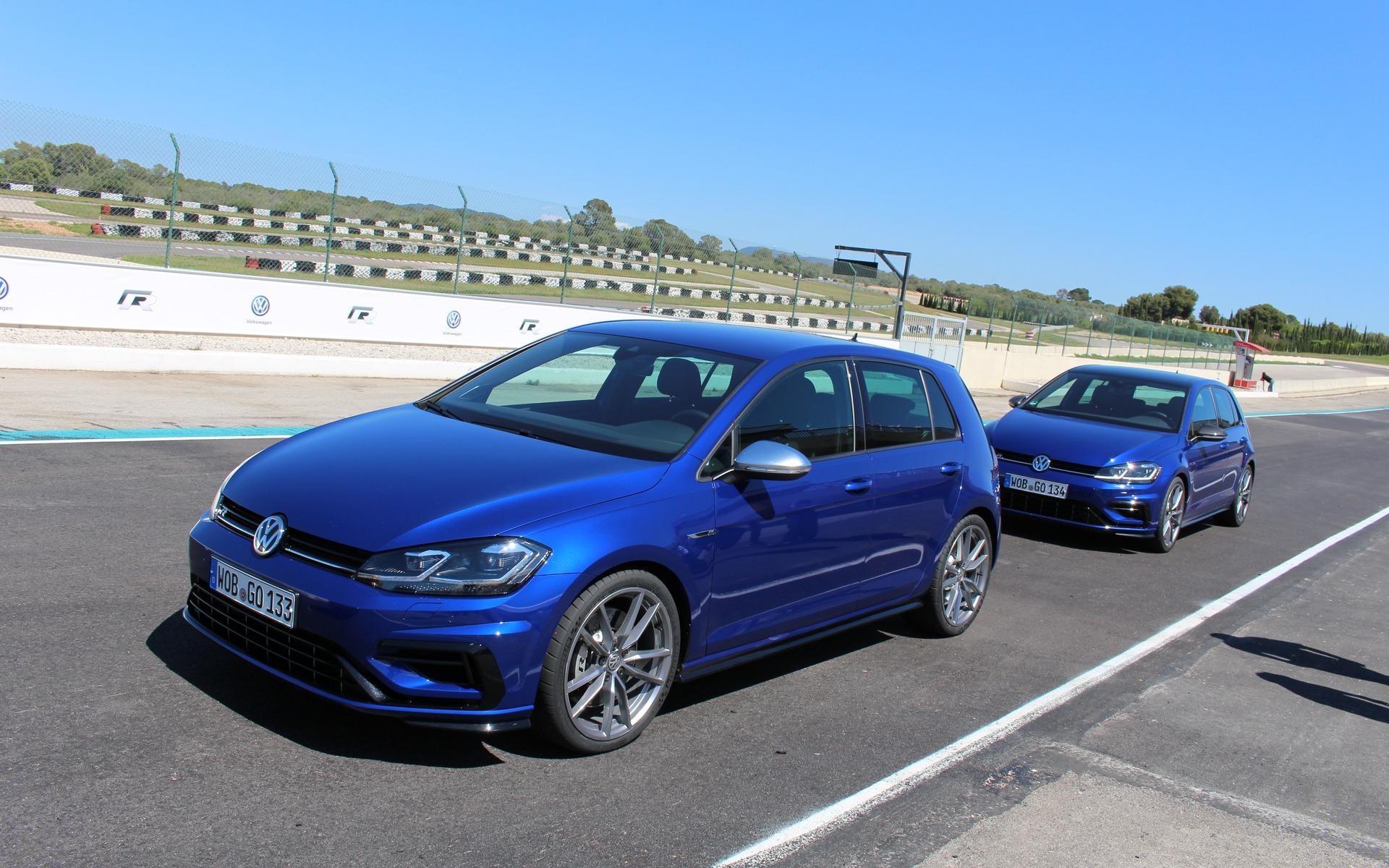 2018 Volkswagen Golf R No Major Changes Hooray 25 46
