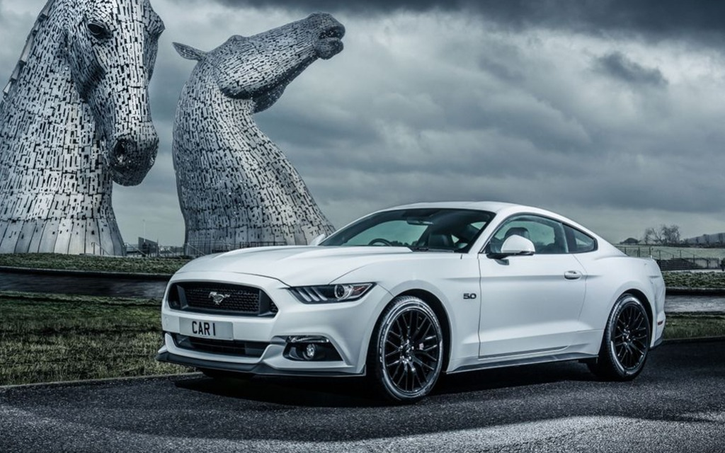 2017 Ford Mustang In Scotland