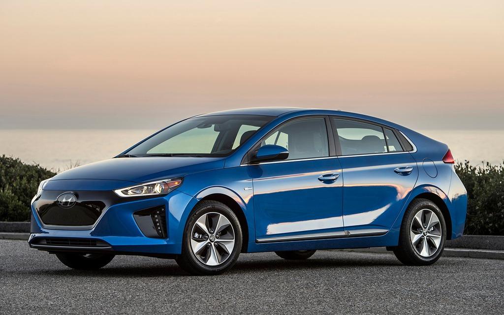 On a dévoilé les prix de la Hyundai Ioniq 2017