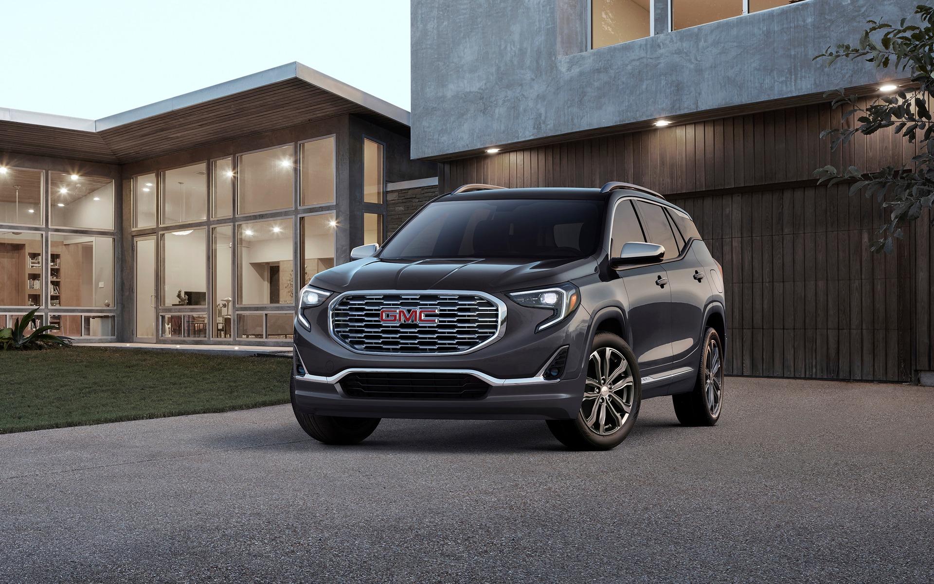 Les prix pour le GMC Terrain 2018 annoncés - Guide Auto
