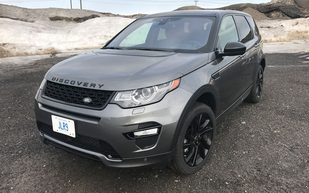 Land Rover Discovery 2017 >> 2017 Land Rover Discovery Sport: a Capable SUV with an ...
