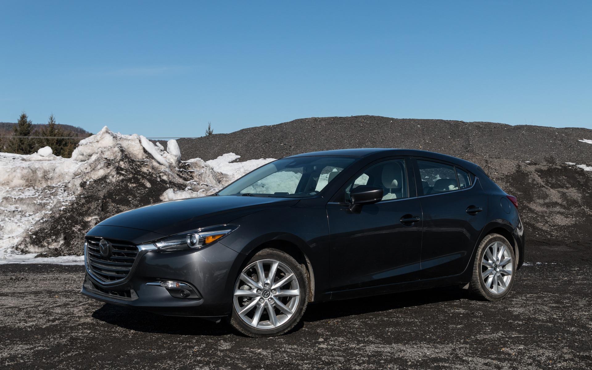 <p>2017 Mazda3 Sport GT</p>