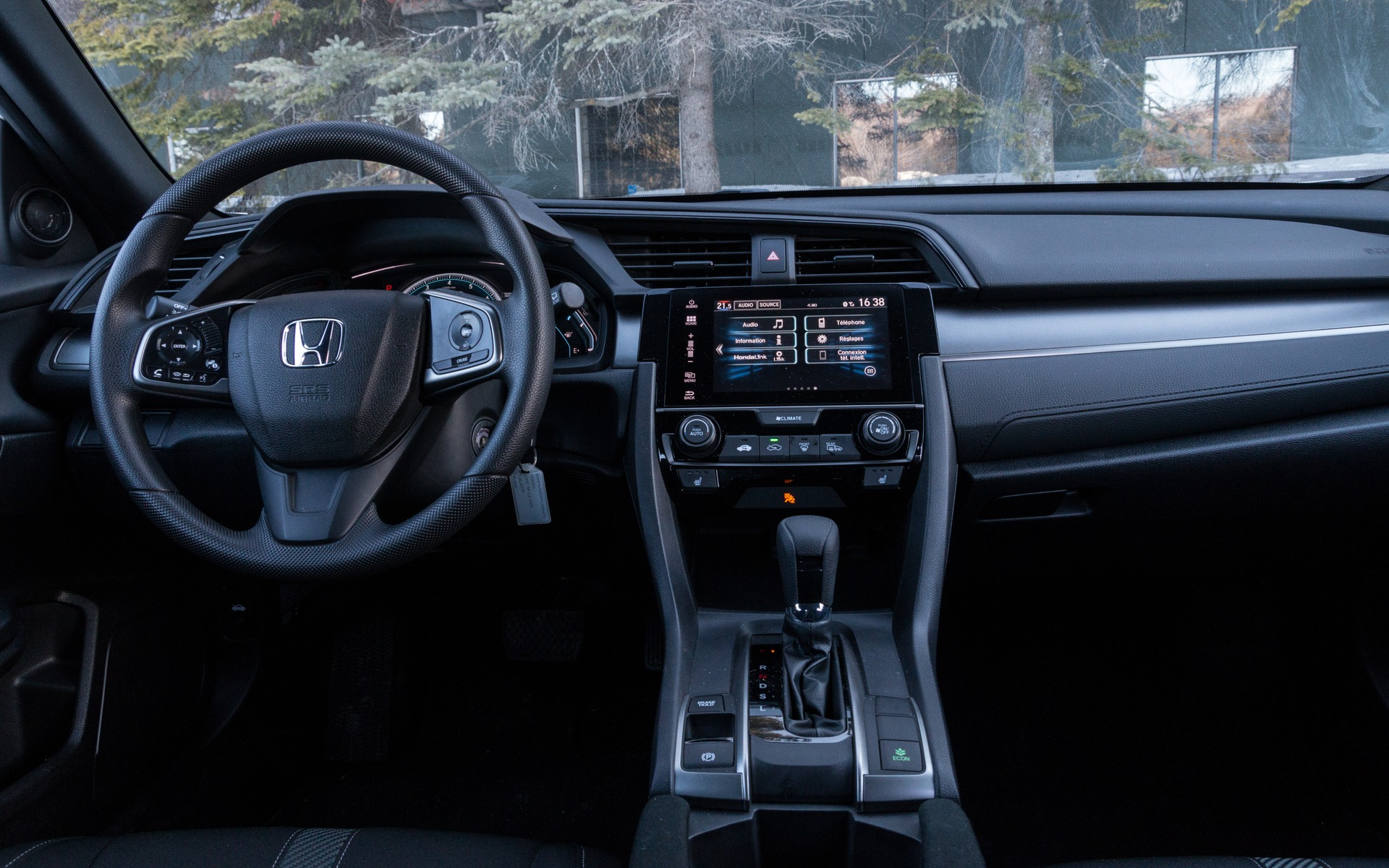 <p>2017 Honda Civic LX Hatchback</p>