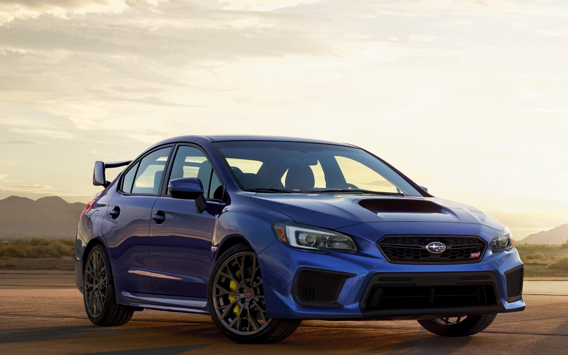 Meet The 2018 Subaru Wrx Sti The Car Guide