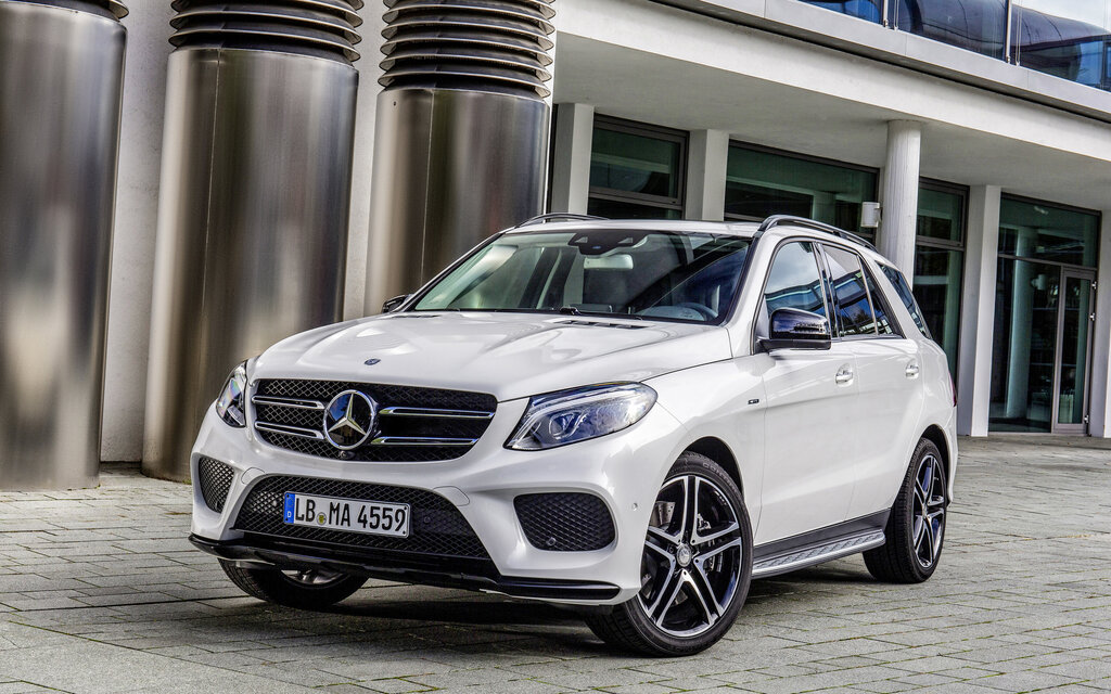 Mercedes benz classe gle 2017 v hicule sport et for Mercedes benz 640