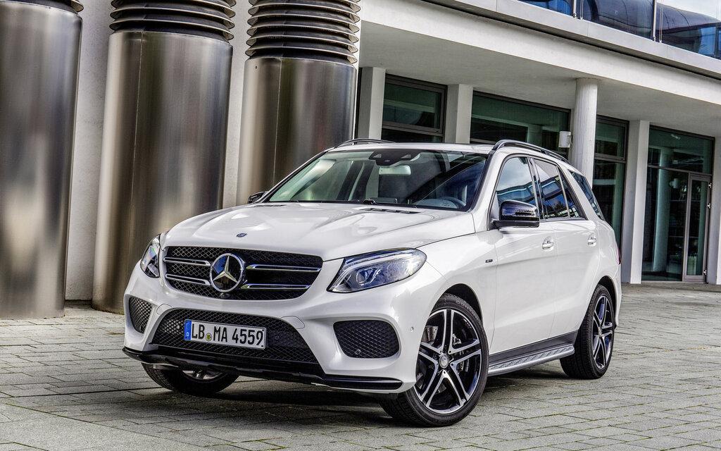 Mercedes benz classe gle 2017 v hicule sport et for Mercedes benz 640