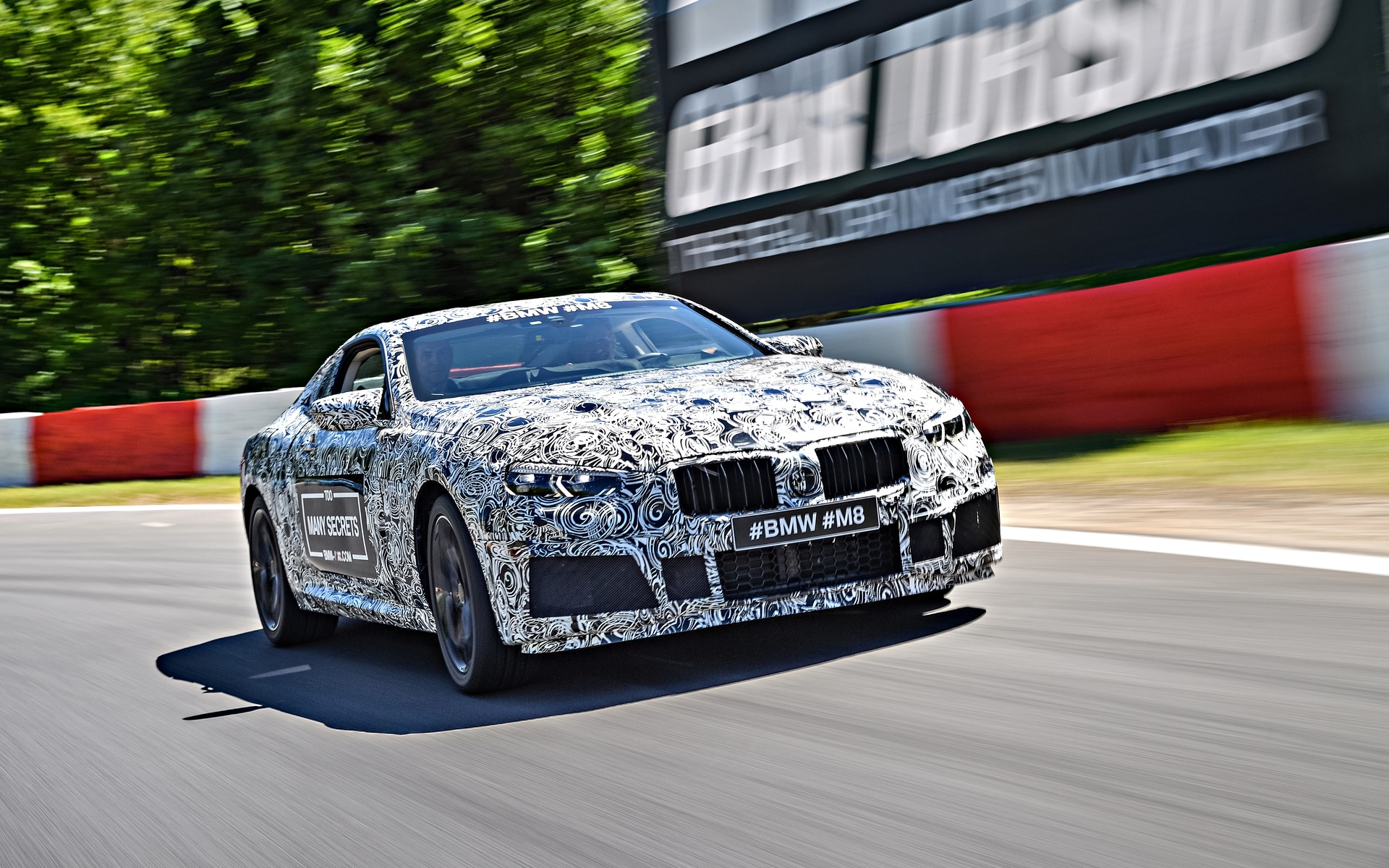 2019 Bmw M8 Is A Go The Car Guide