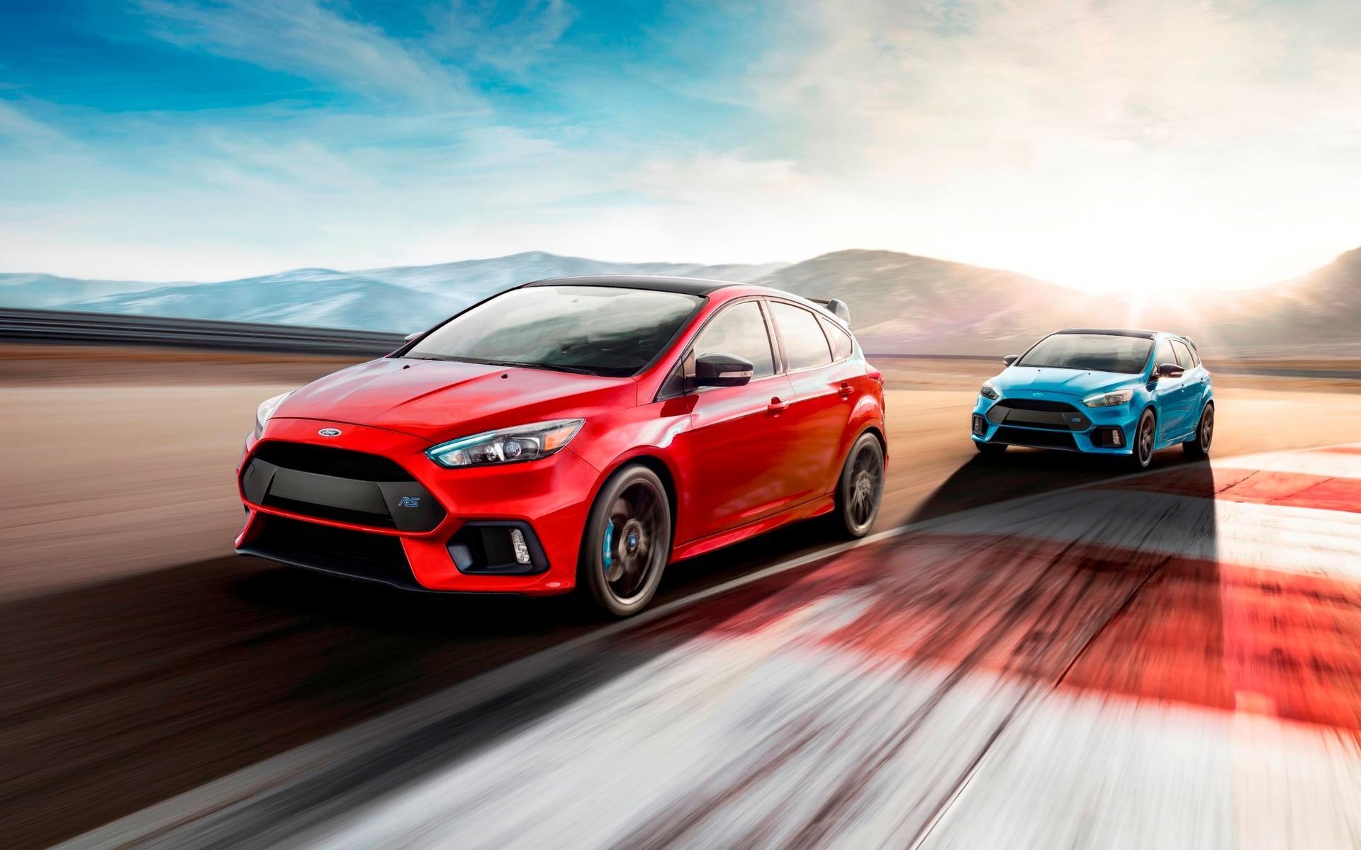 Édition limitée de la Ford Focus RS 2018