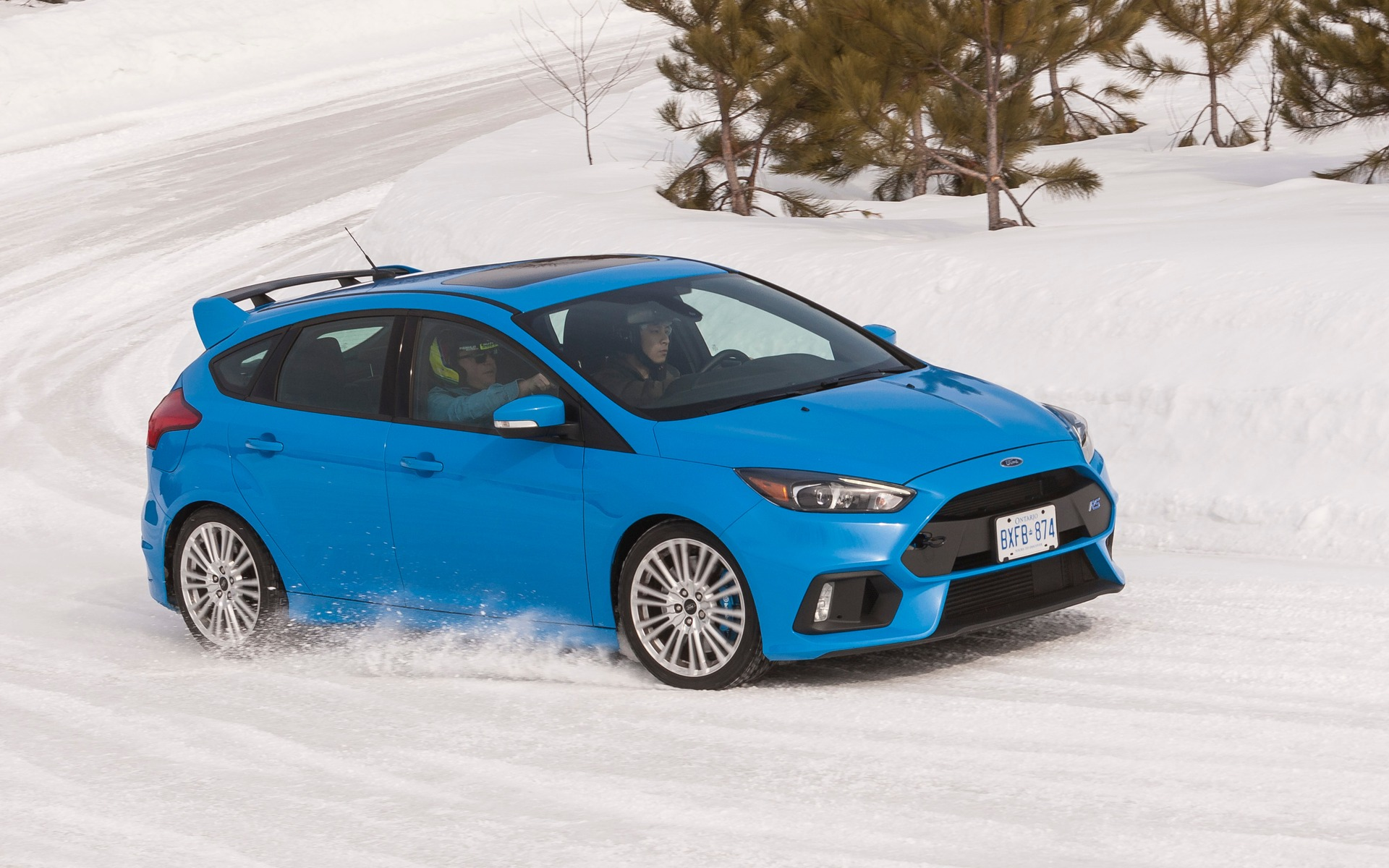 <p>Ford Focus RS 2017</p>