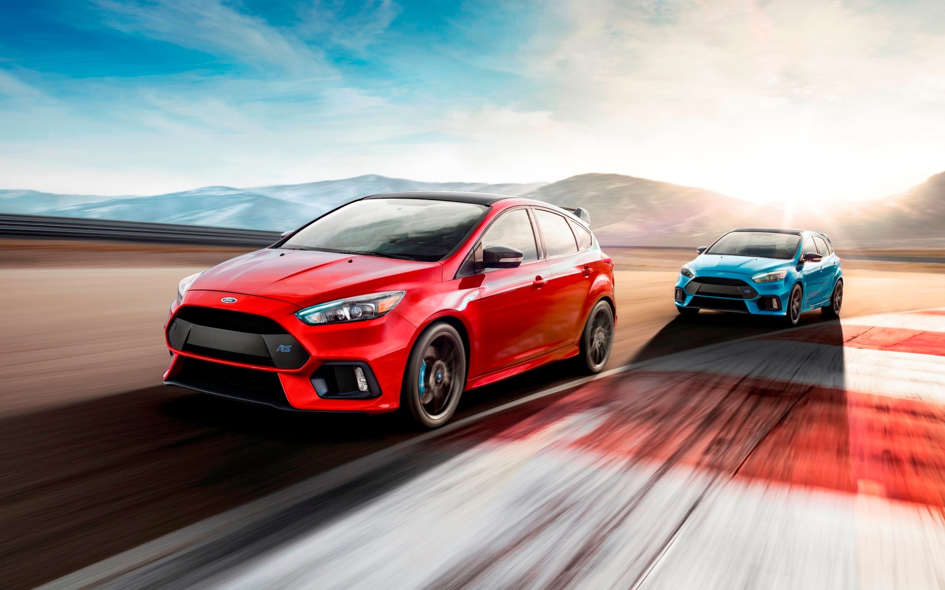 Limited-edition 2018 Ford Focus RS