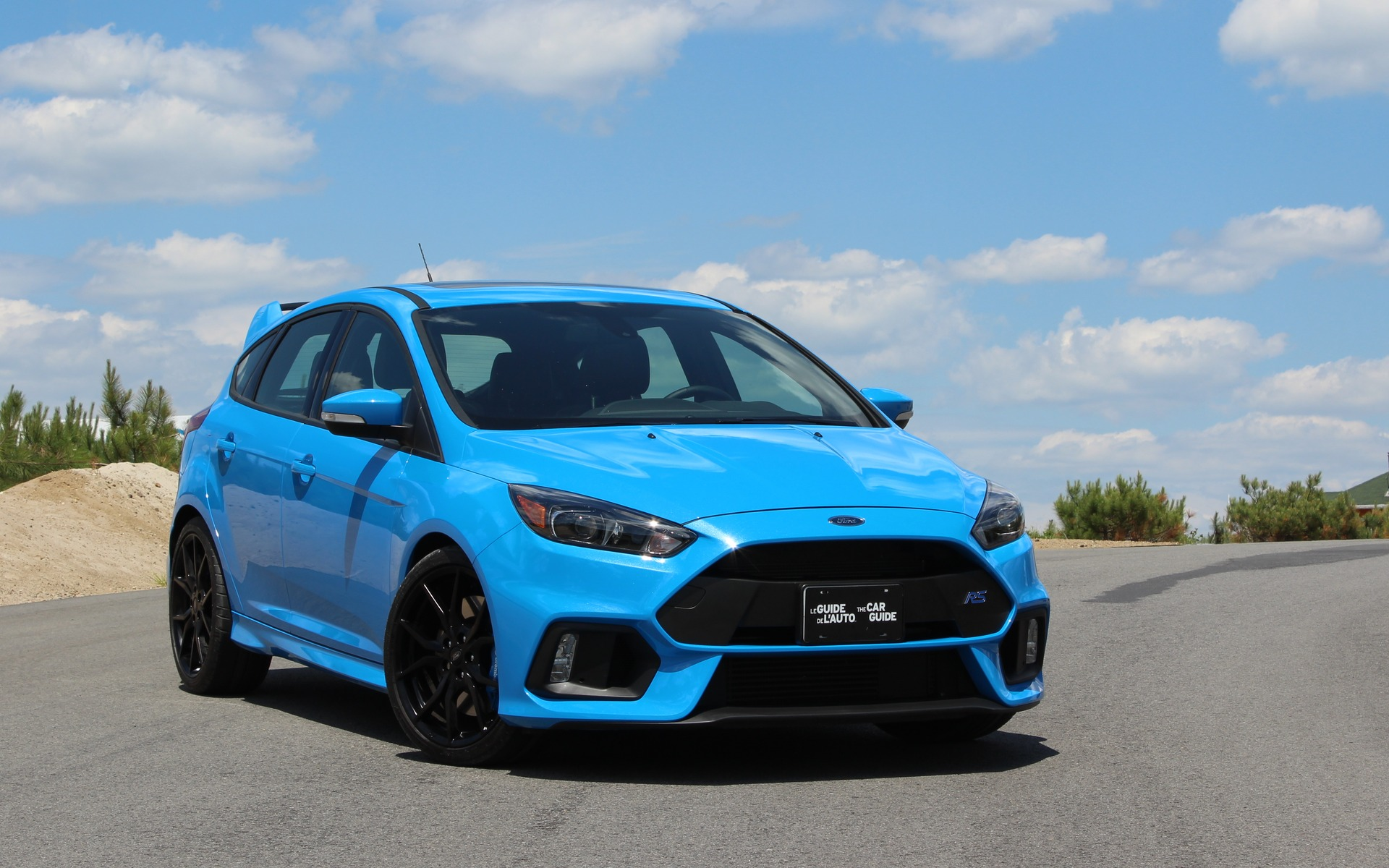 limited edition 2018 ford focus rs on the way 6 18. Black Bedroom Furniture Sets. Home Design Ideas