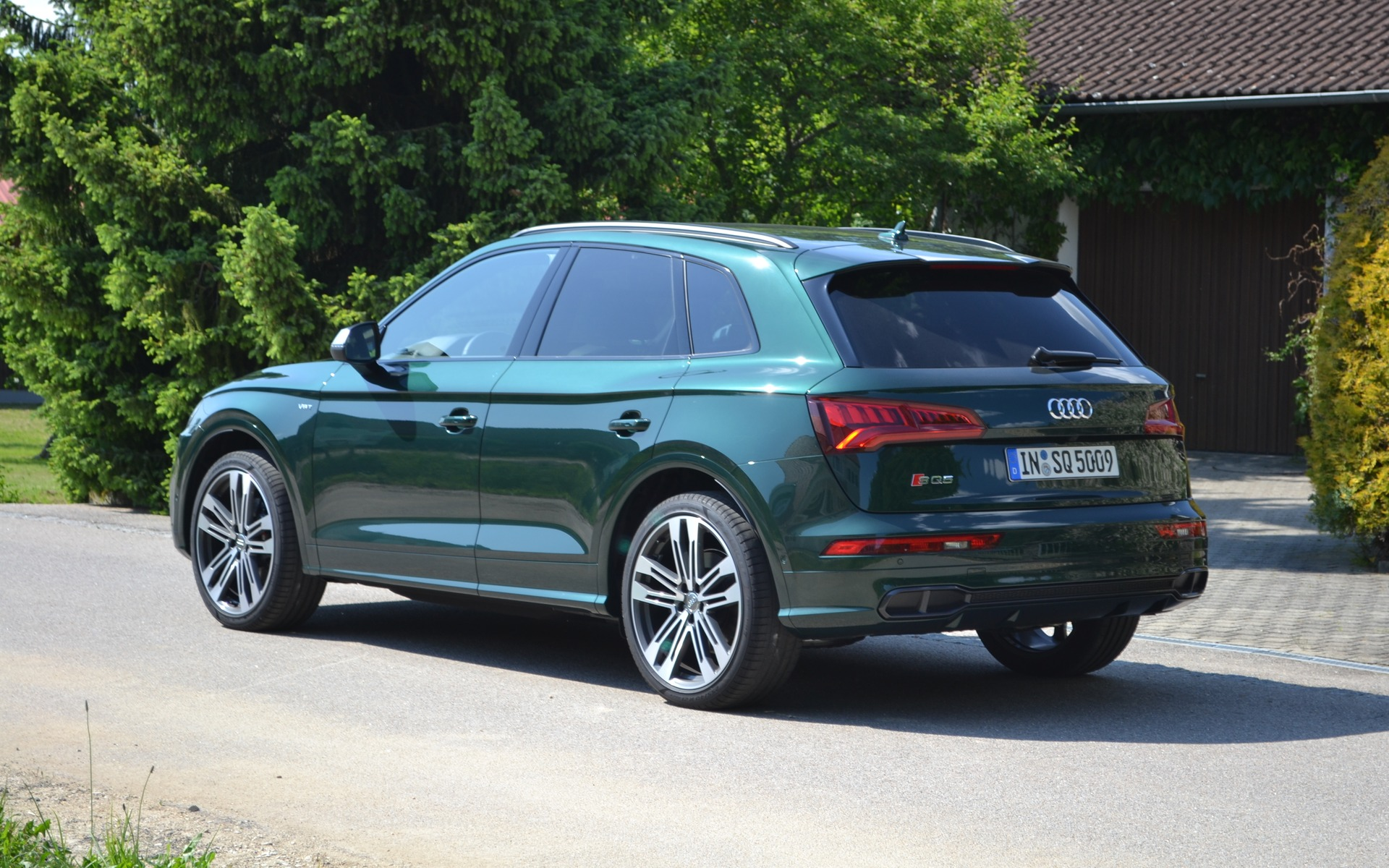2018 Audi Sq5 Thrilling Within Reason 6 31