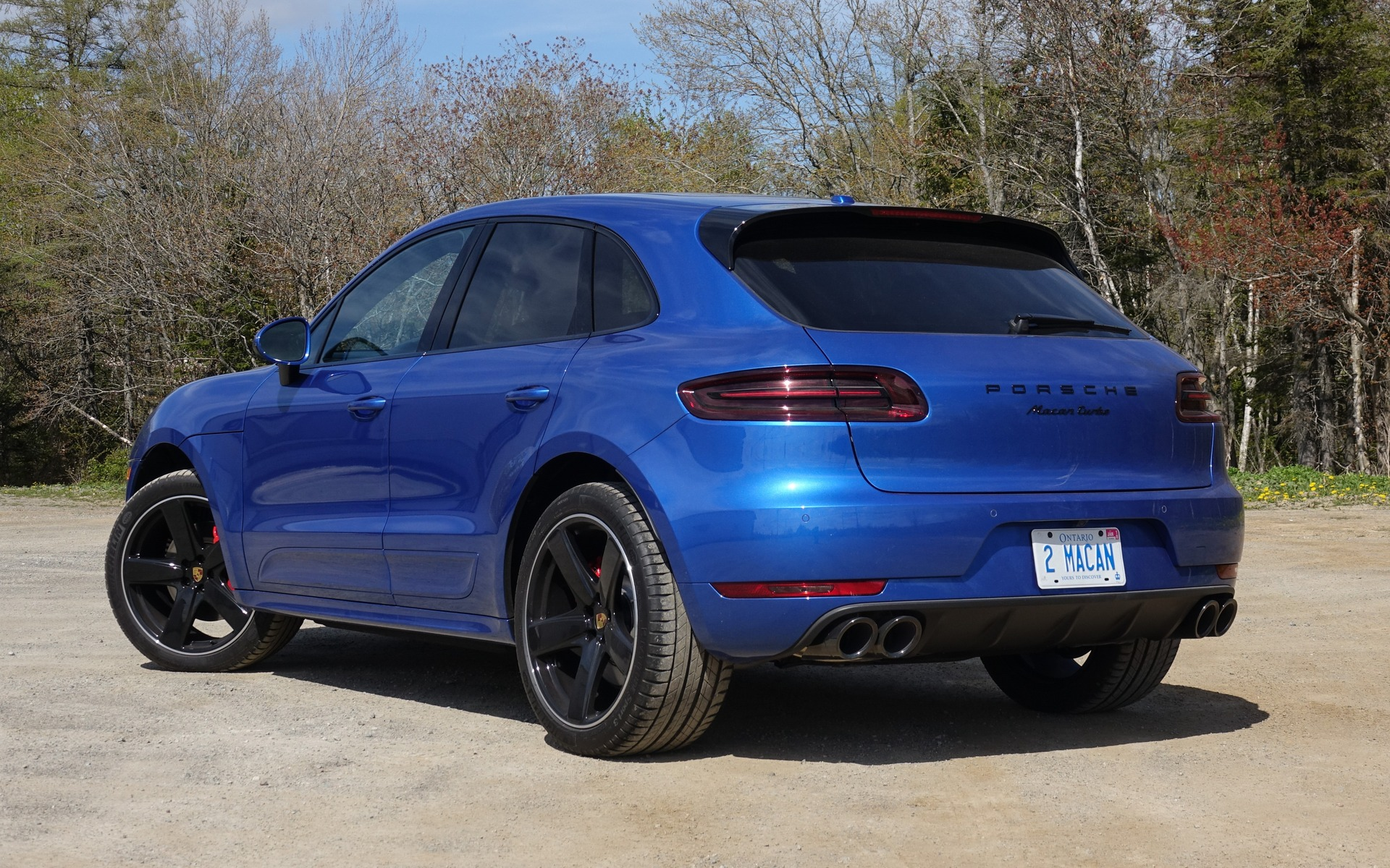 2020 Porsche Macan: News, Turbo, GTS, Release >> Porsche Cayenne Gts And Macan Turbo On The Cabot Trail The Car Guide