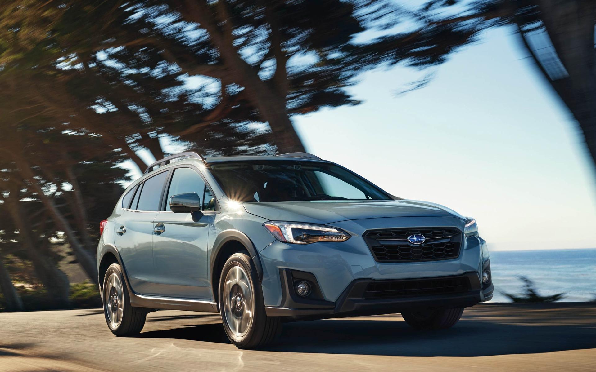 Subaru Crosstrek 2018 - À l'essai cette semaine au Japon.