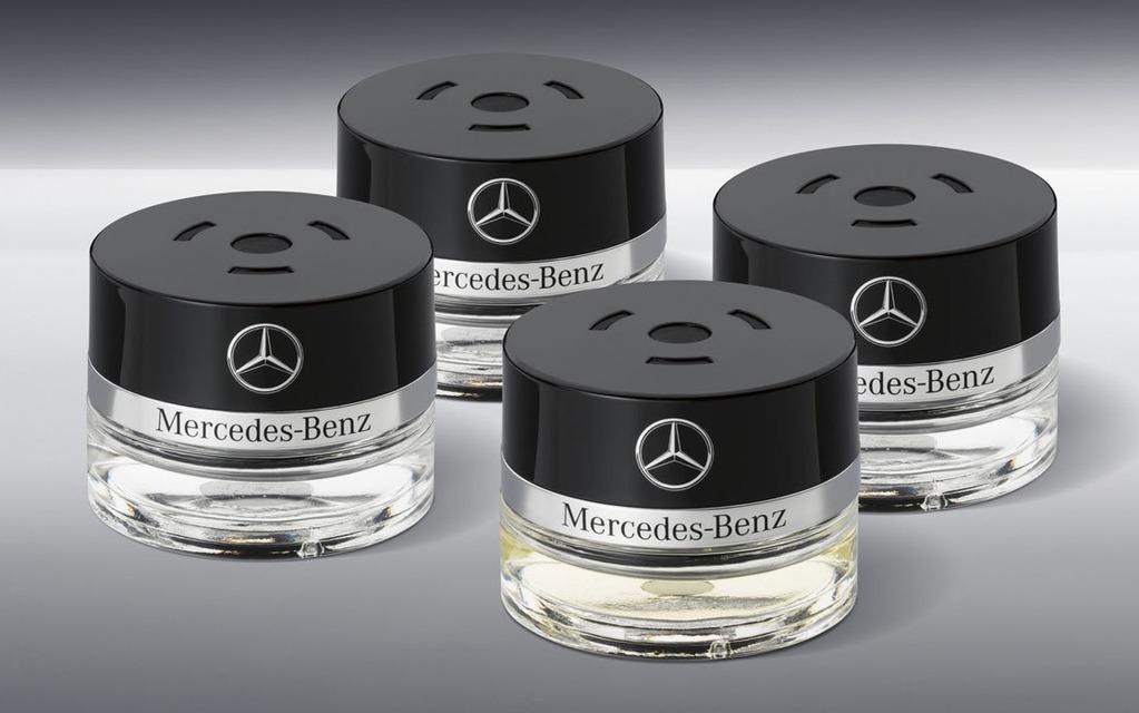 Mercedes Parfume Votre Habitacle Et Vous évitera De Devenir Sourd En
