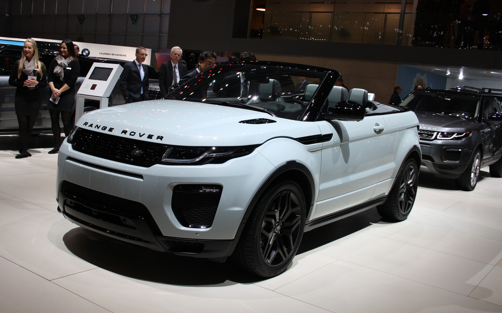 2017 Range Rover Evoque Convertible A Topless Suv Why
